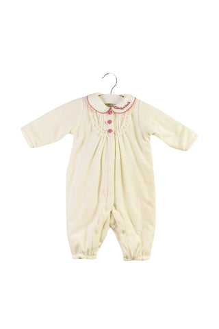 10032451 Chickeeduck Baby~Jumpsuit 0-3M at Retykle