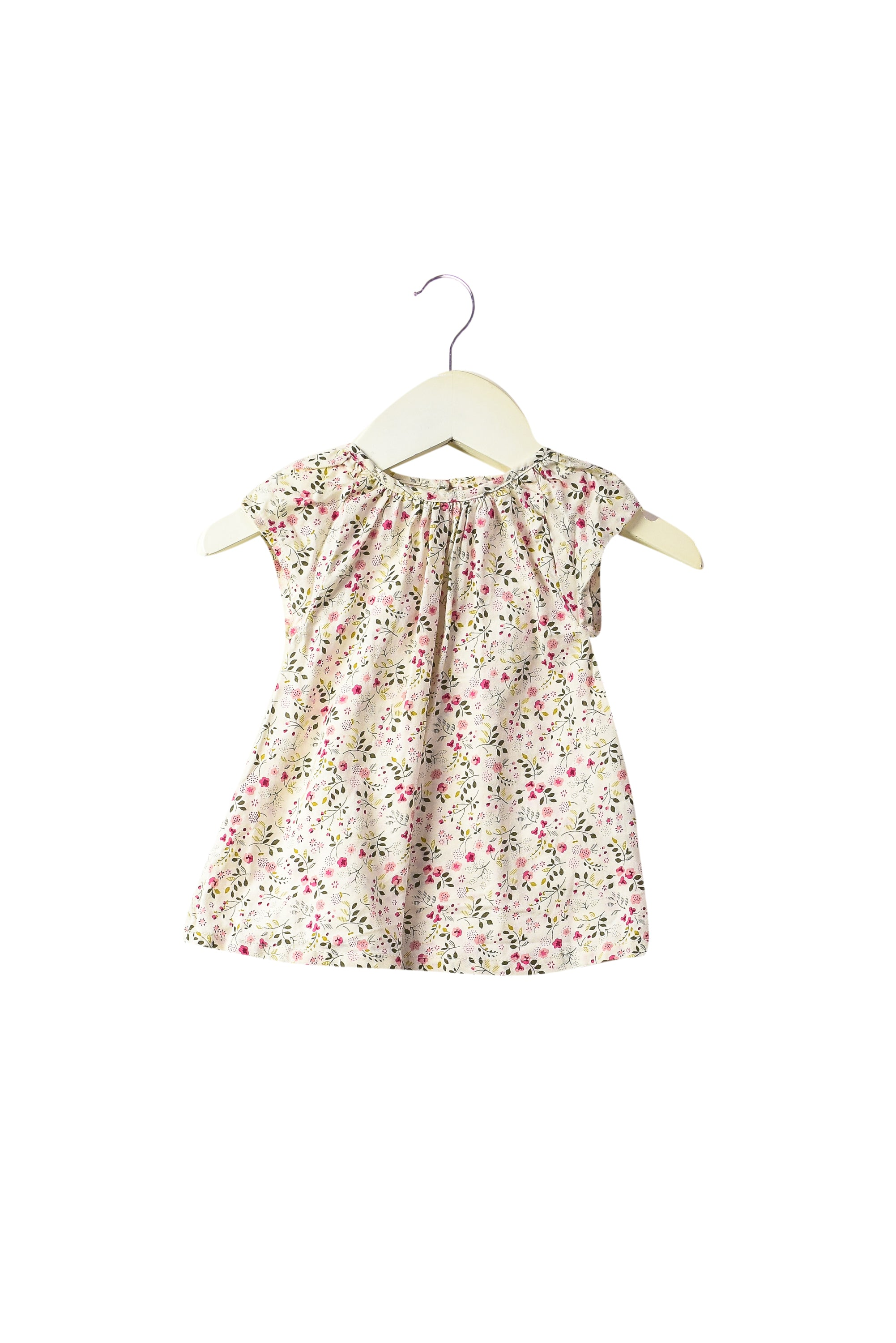Short Sleeve Dress and Bloomer Set 3M at Retykle
