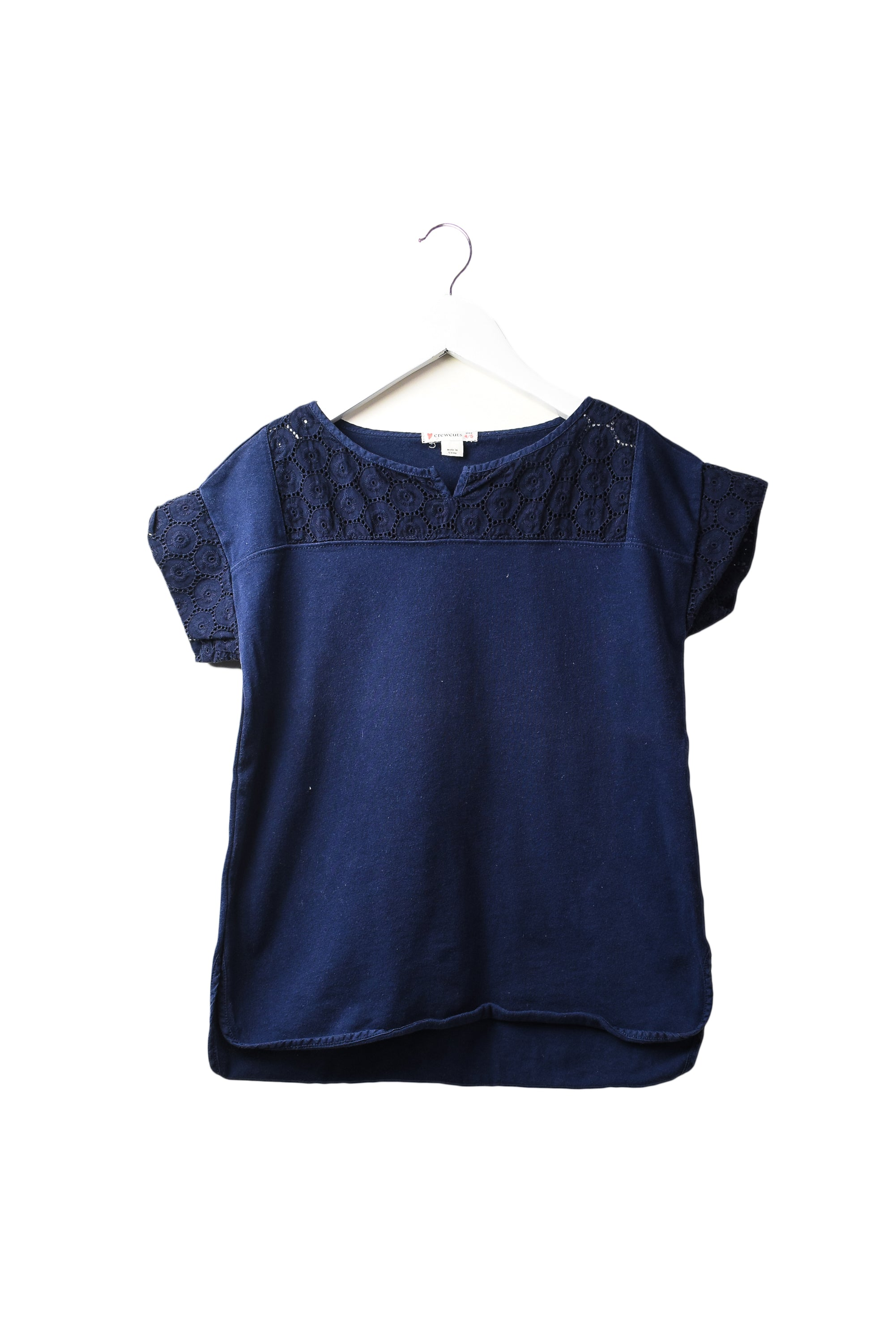 Short Sleeve Top 4T - 5T at Retykle