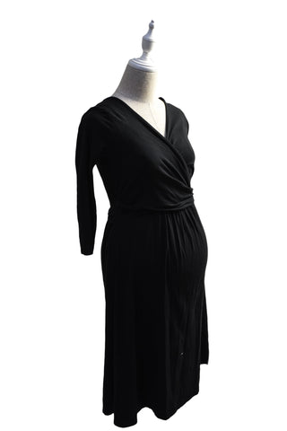 Maternity Long Sleeve Dress M