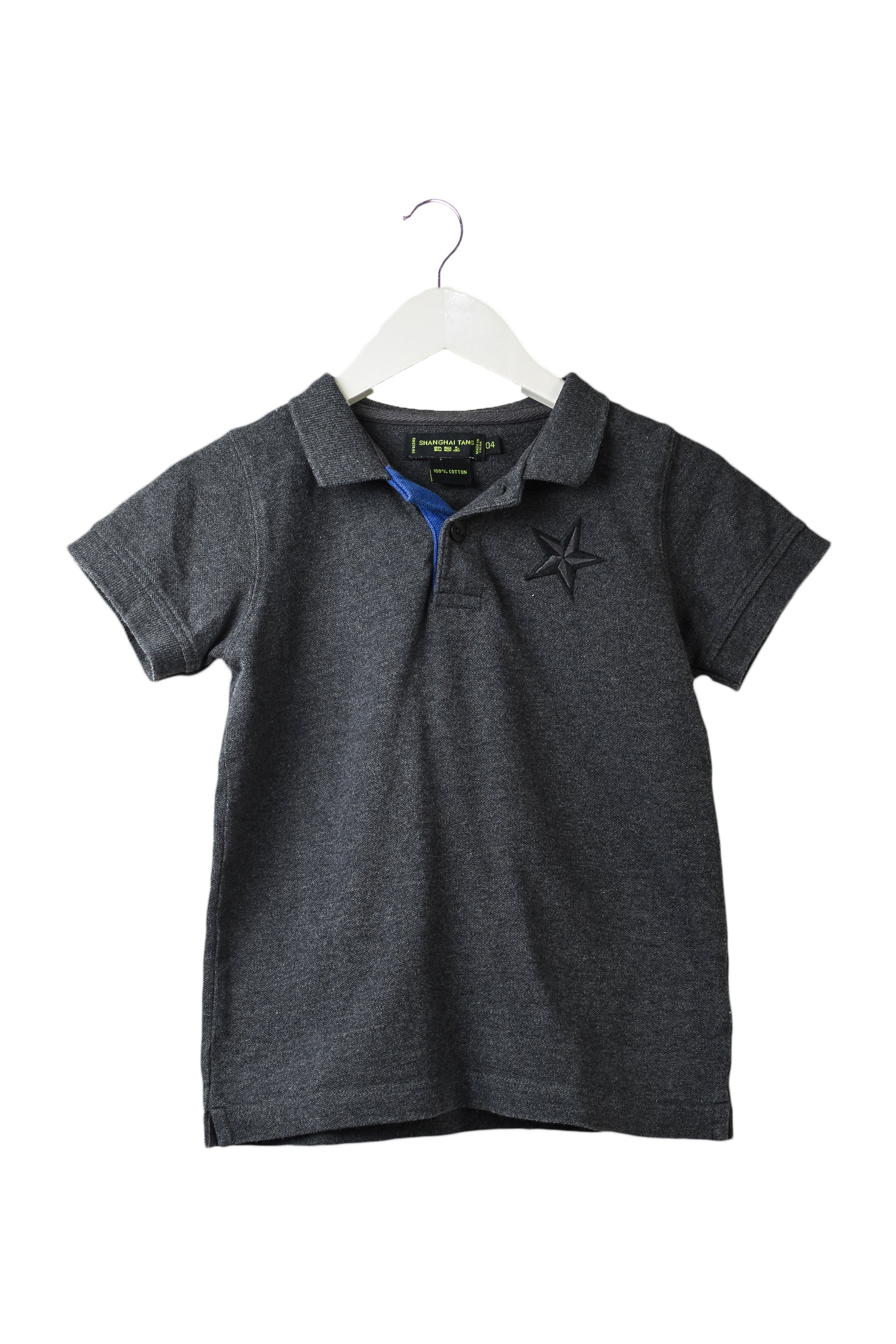 Short Sleeve Polo 4T at Retykle