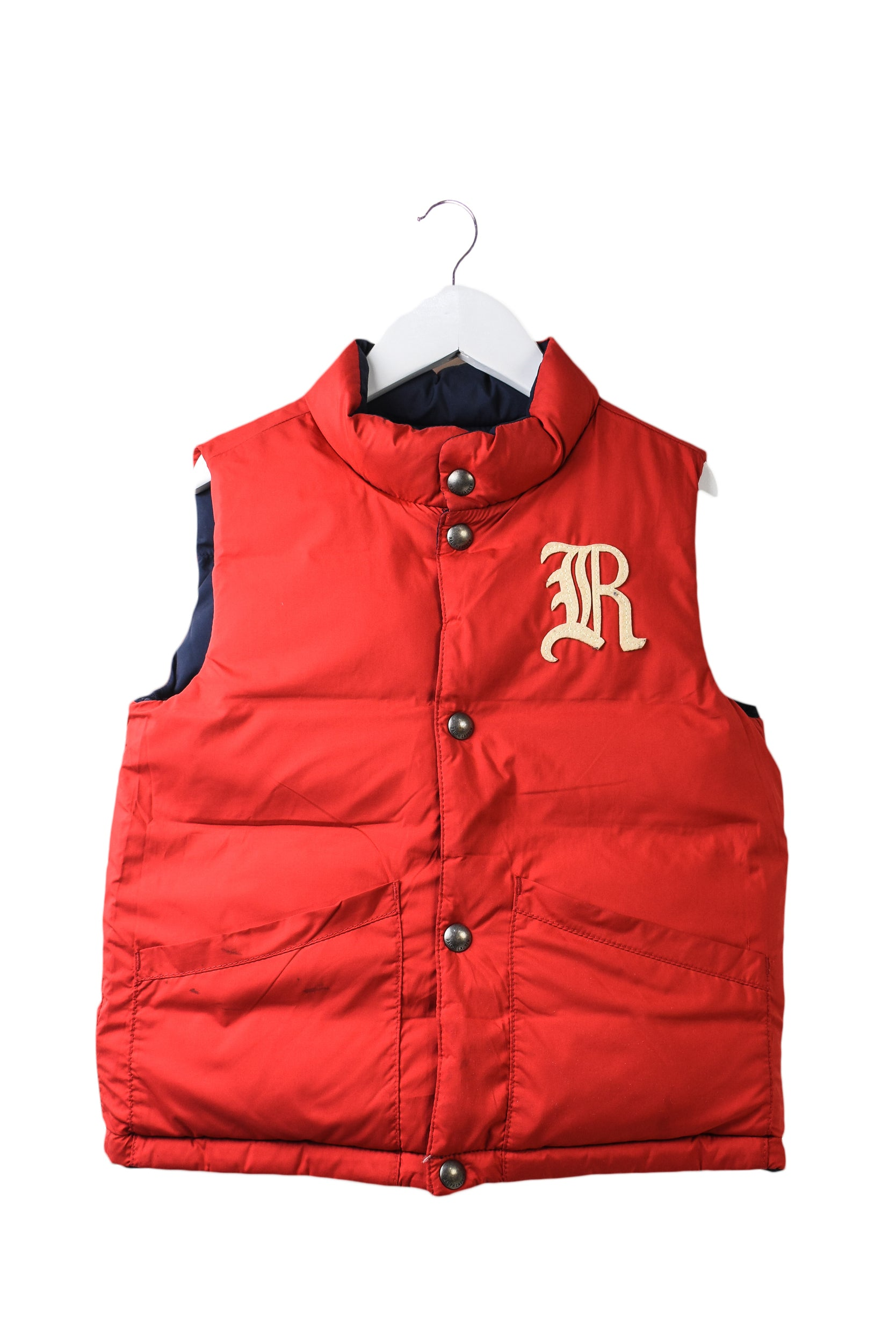 Reversible Puffer Vest 4T at Retykle