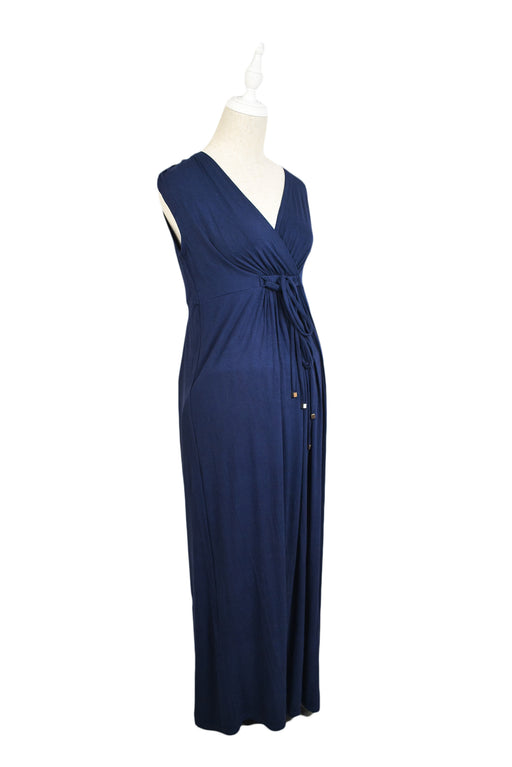 Maternity Nursing Maxi Dress XS (US 0-2) at Retykle