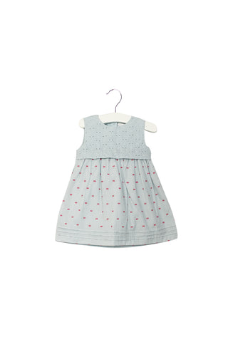 Sleeveless Dress  and Bloomer Set 6-9M at Retykle