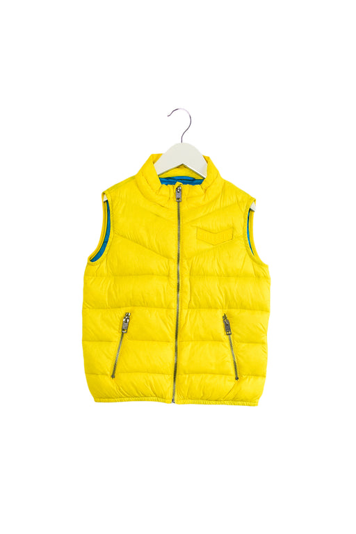 Puffer Vest 8Y (thin) at Retykle