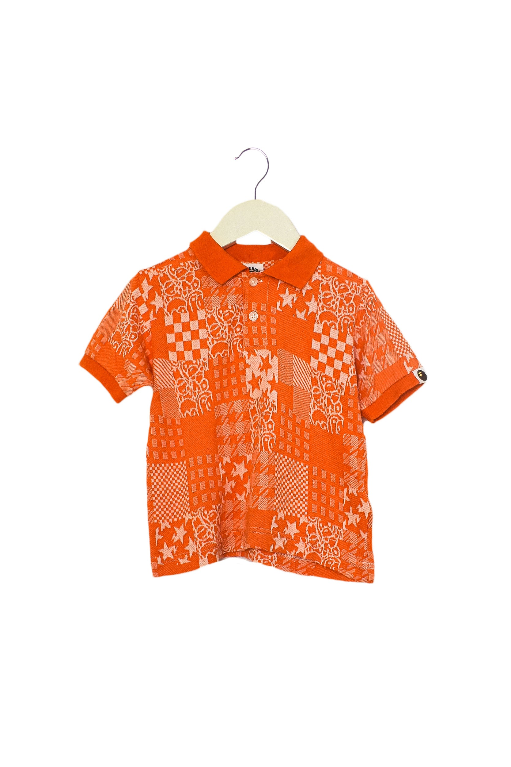Short Sleeve Polo 2T (100cm) at Retykle