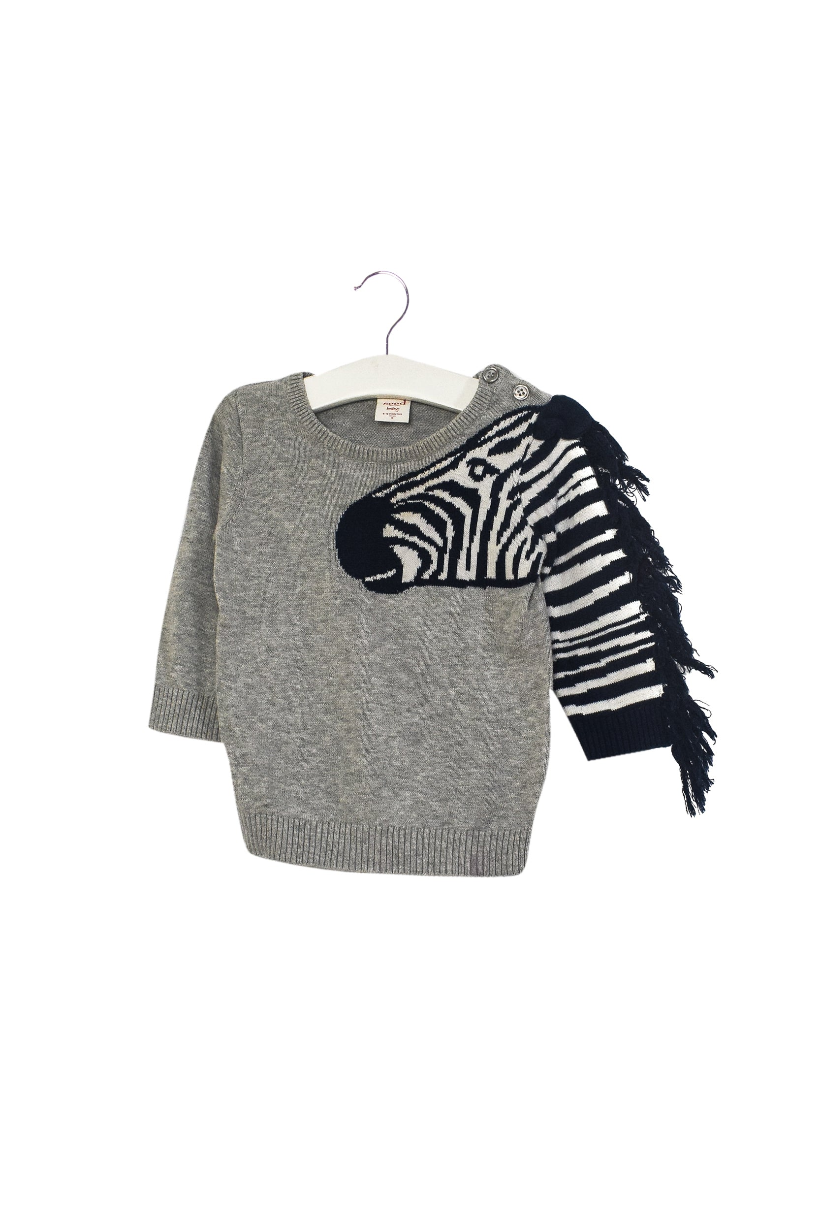Knit Sweater 6-12M at Retykle