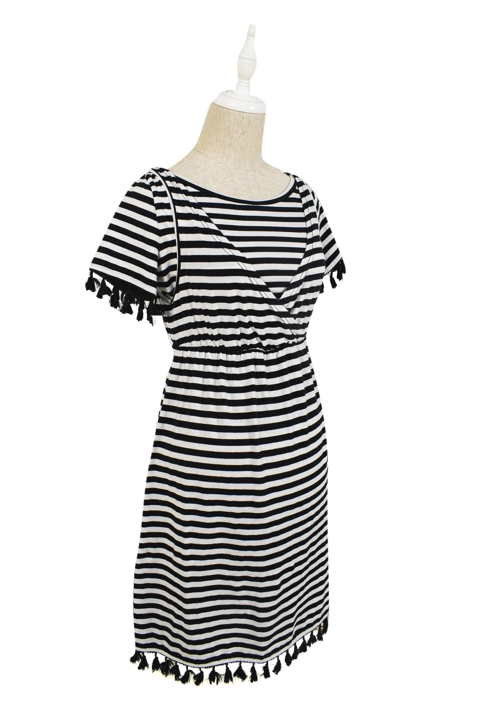 Maternity Short Sleeve Dress S at Retykle