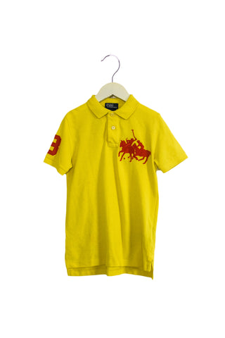 Short Sleeve Polo 7Y at Retykle