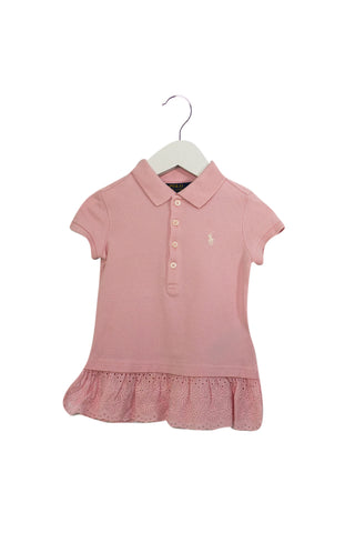Short Sleeve Polo 2T at Retykle