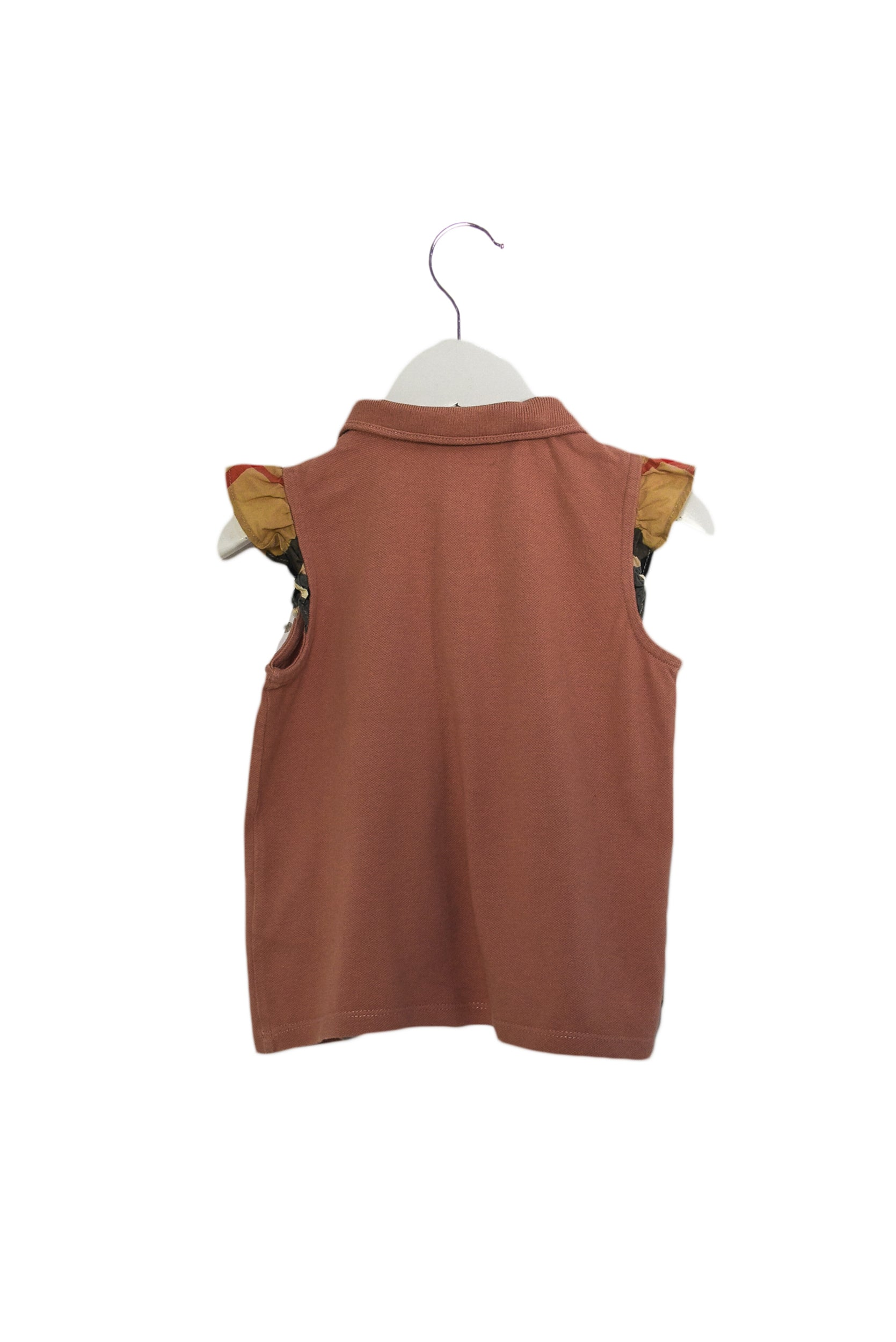 Sleeveless Polo 3T at Retykle