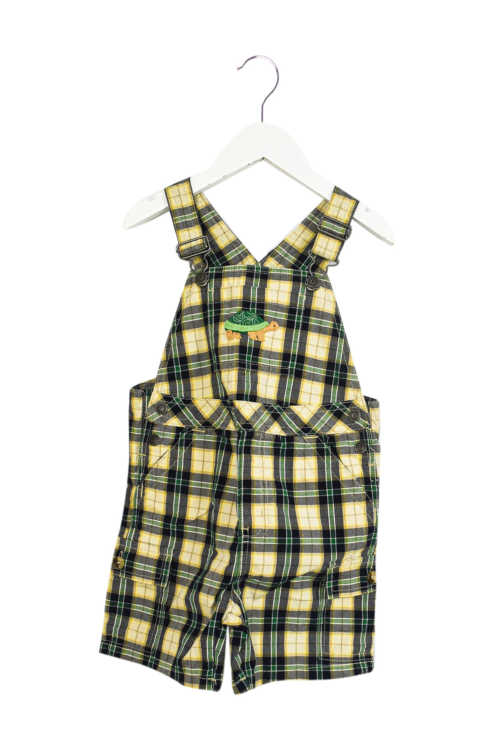 Overall Shorts 3T at Retykle