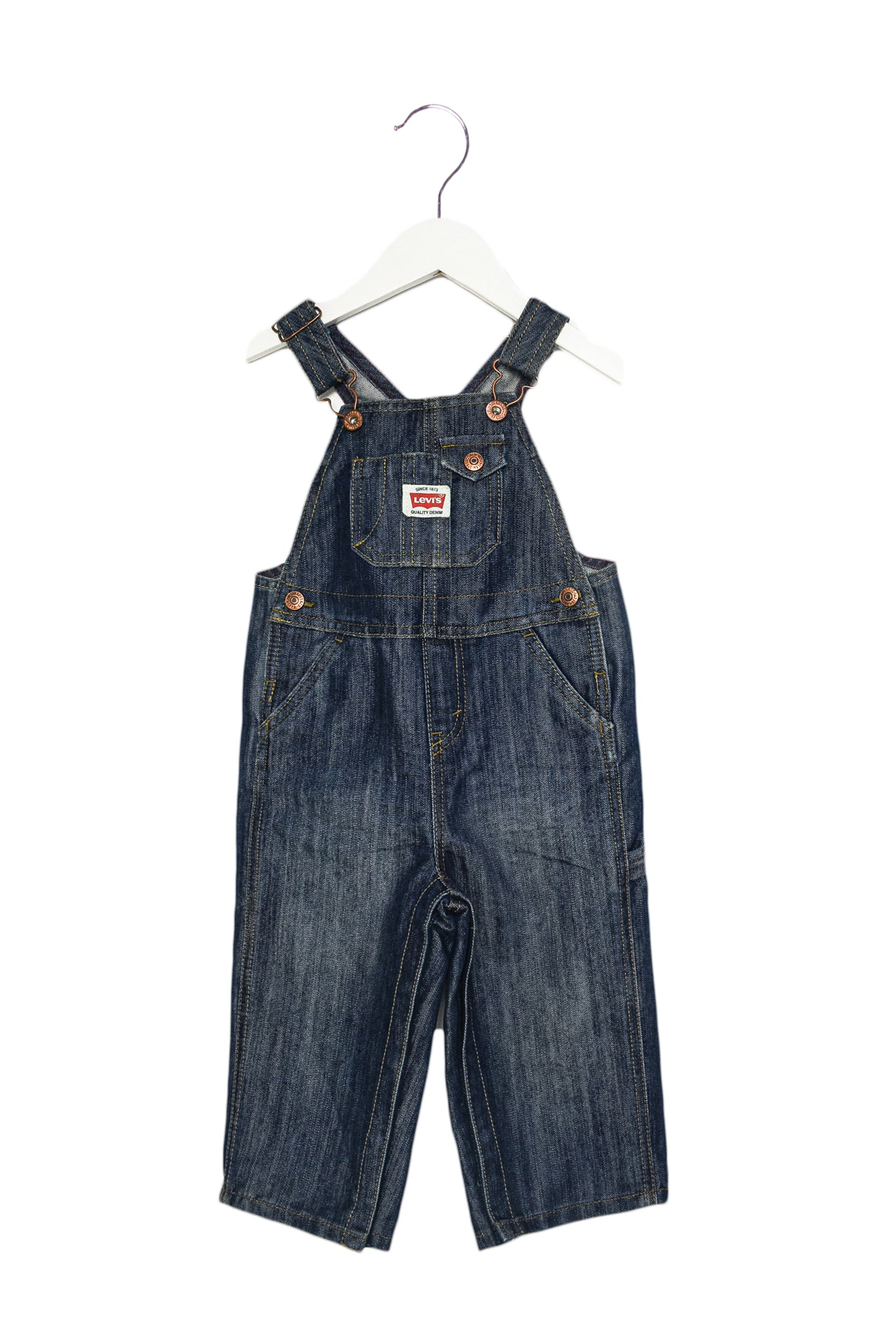 Long Overalls 24M at Retykle