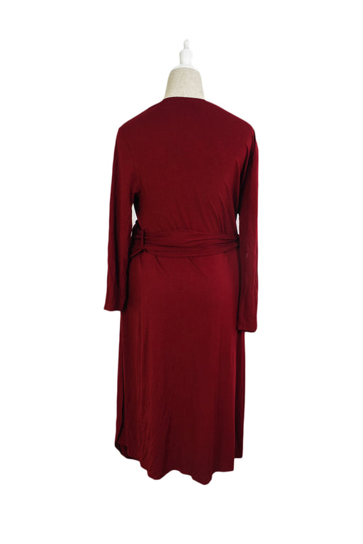 Maternity Long Sleeve Dress M at Retykle