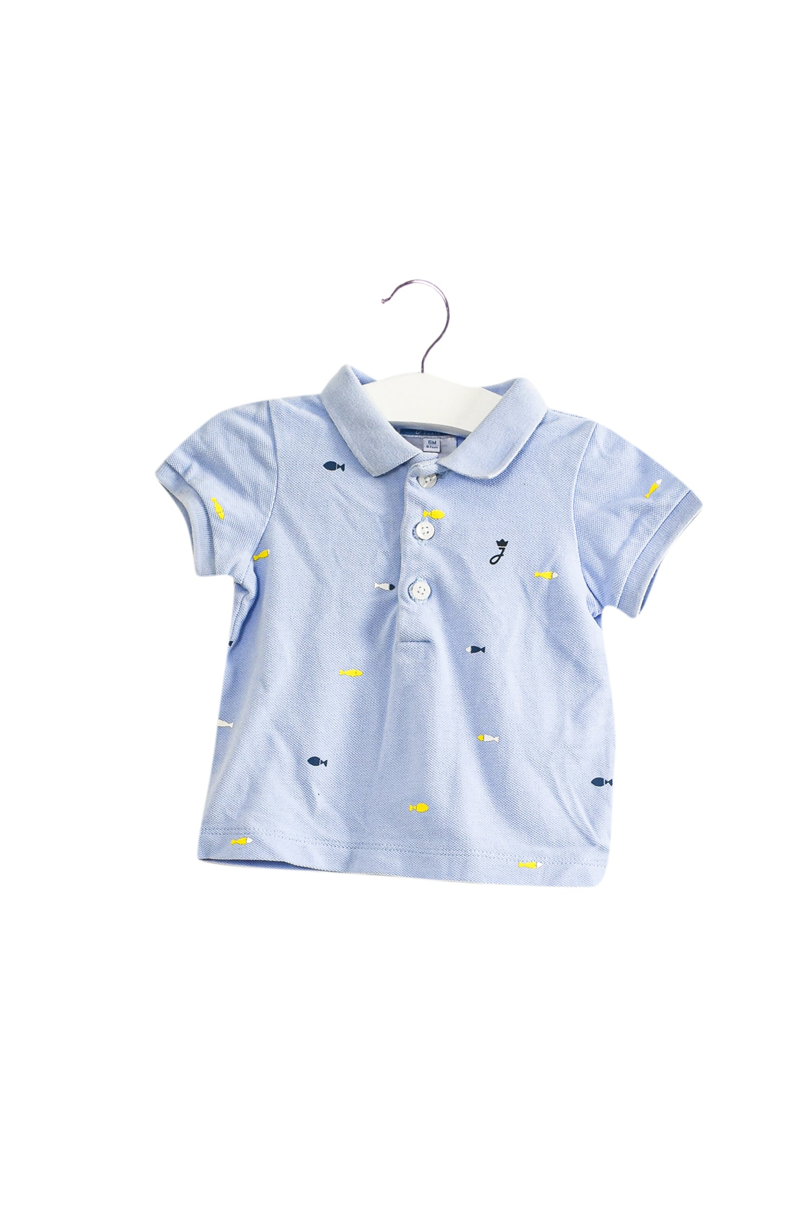 Short Sleeve Polo 6M at Retykle