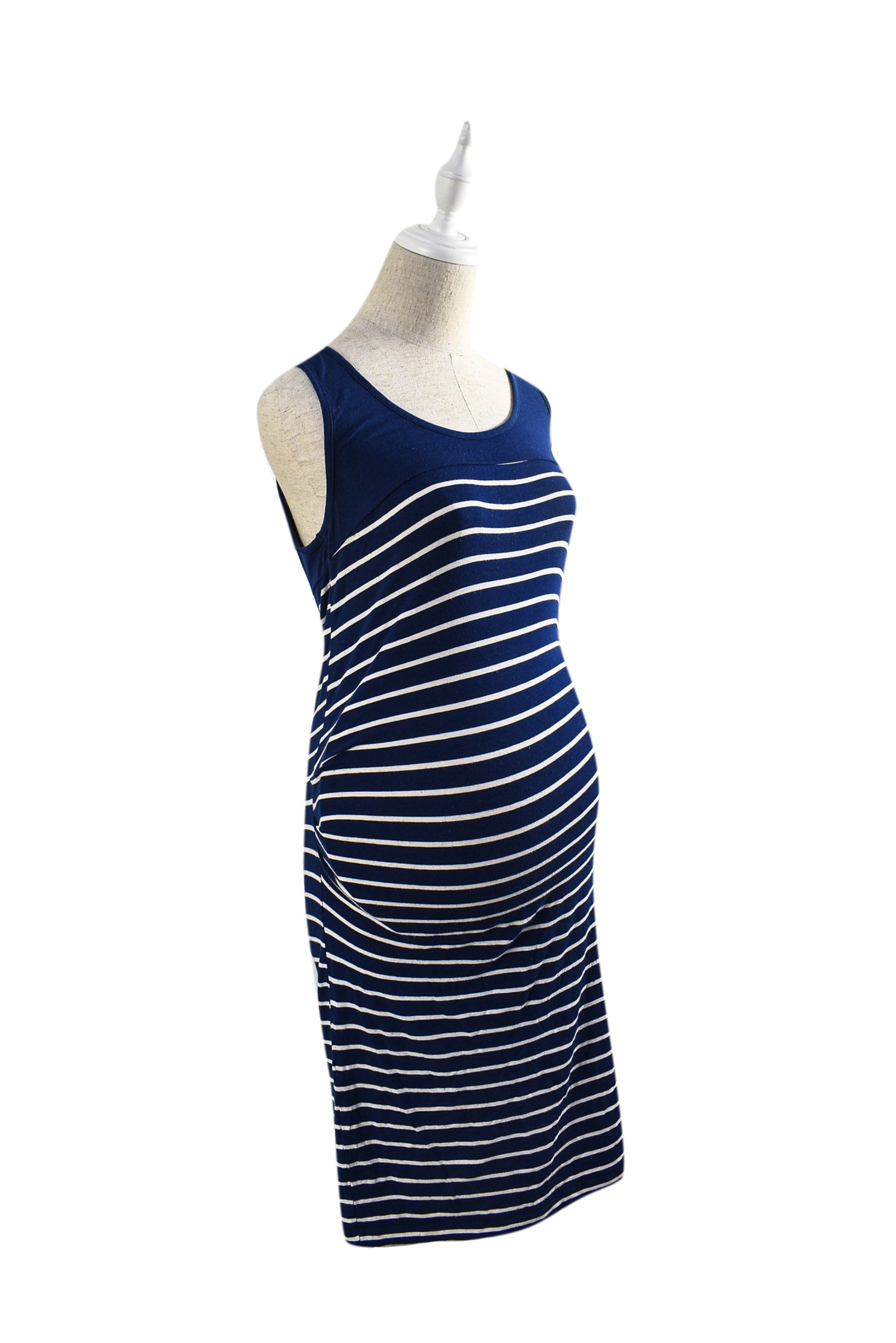 Maternity Sleeveless Dress XS (US 4) at Retykle