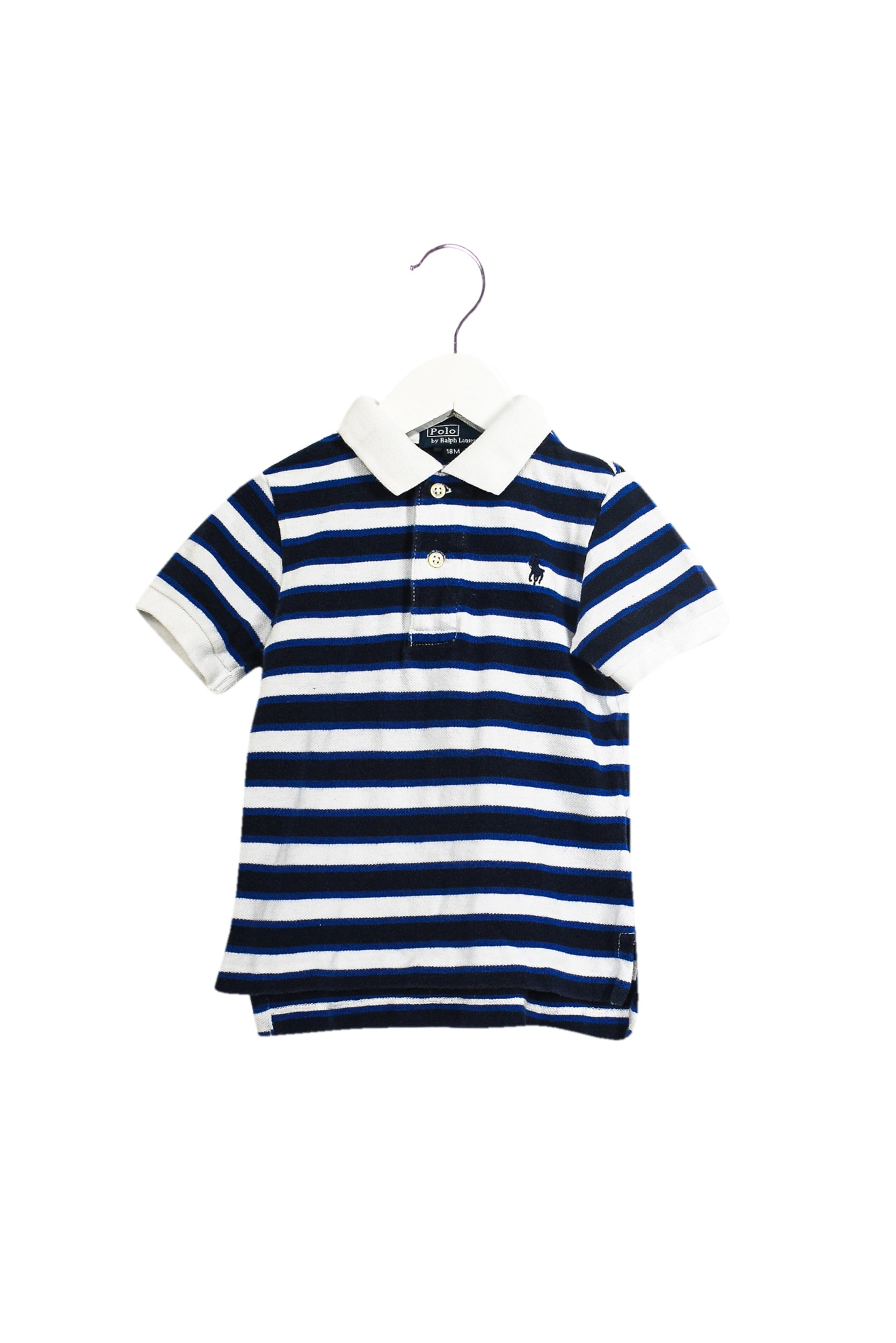 Short Sleeve Polo 18M at Retykle
