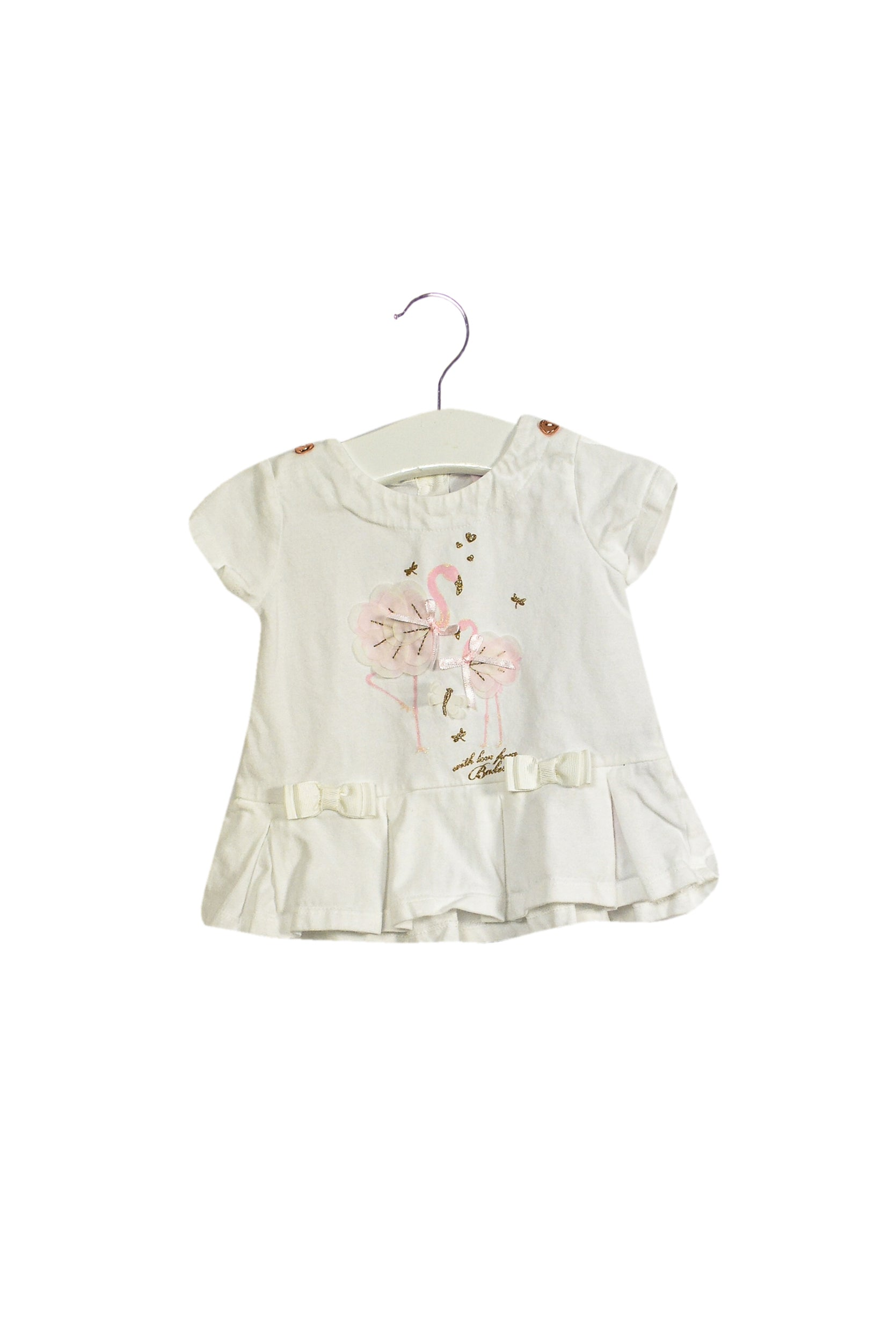 Short Sleeve Top 6-9M at Retykle