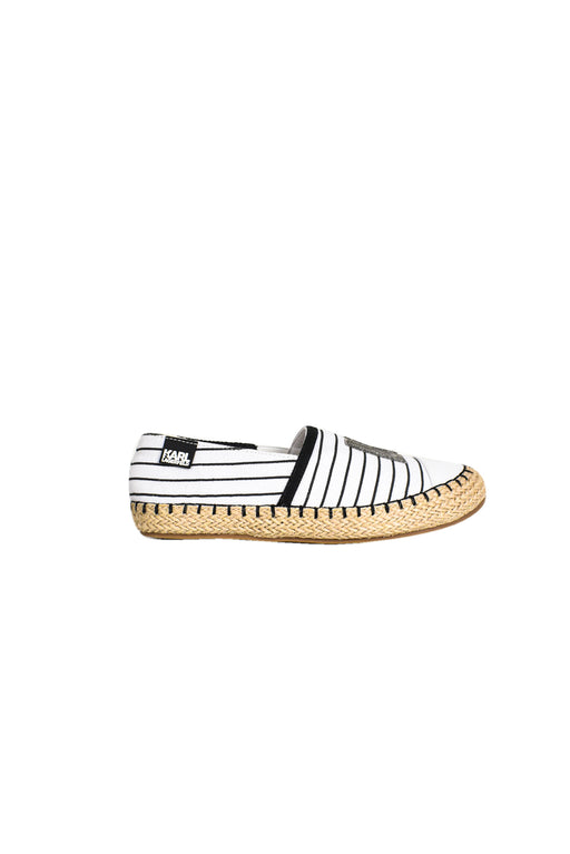 Karl Lagerfeld Espadrilles 8Y - 10Y (EU35) at Retykle