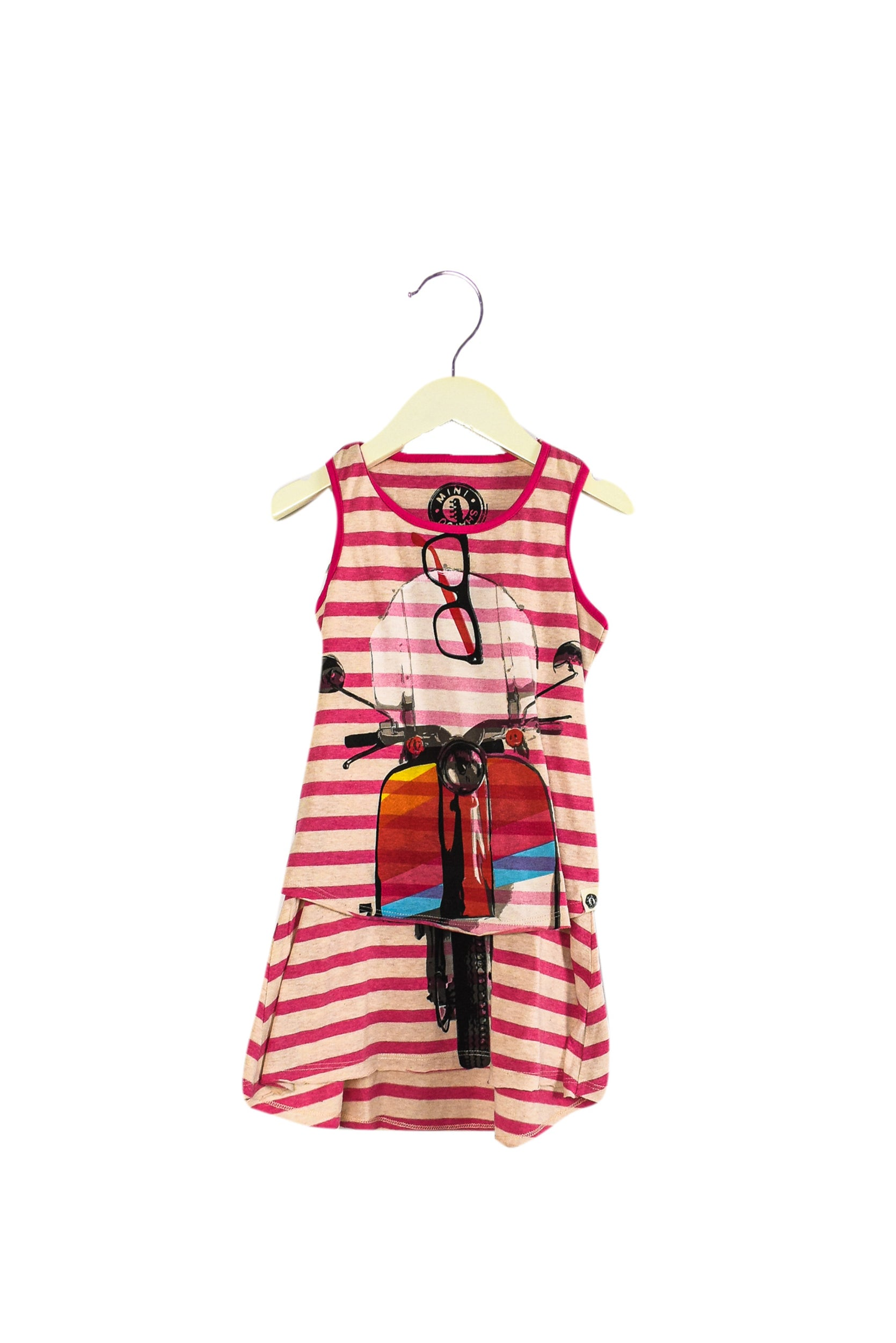 Mini Shatsu Sleeveless Dress 3T
