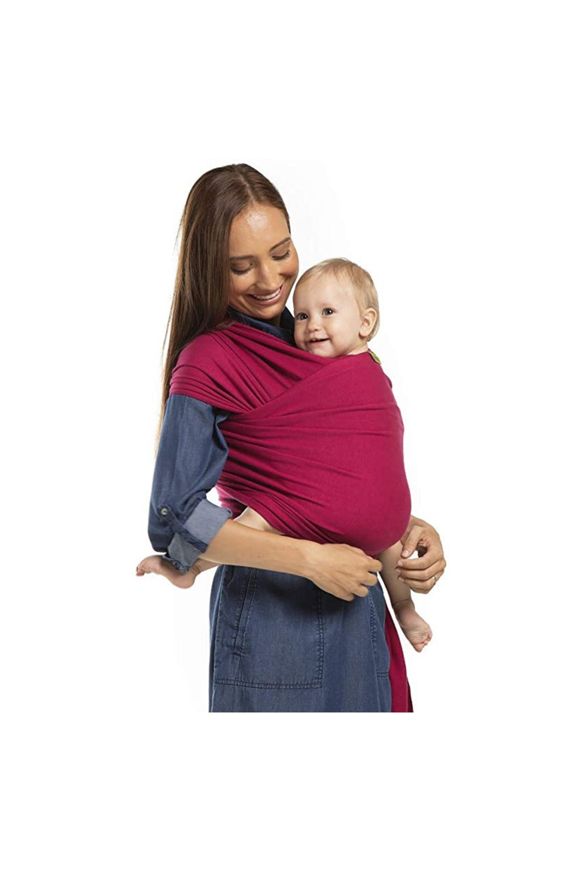 Boba Wrap Baby Carrier Newborn-24M (up to 15.8kg)