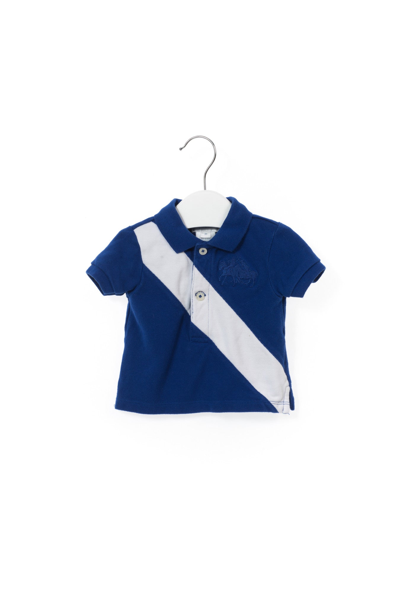 10001170 Ralph Lauren Baby~Polo 0-3M at Retykle