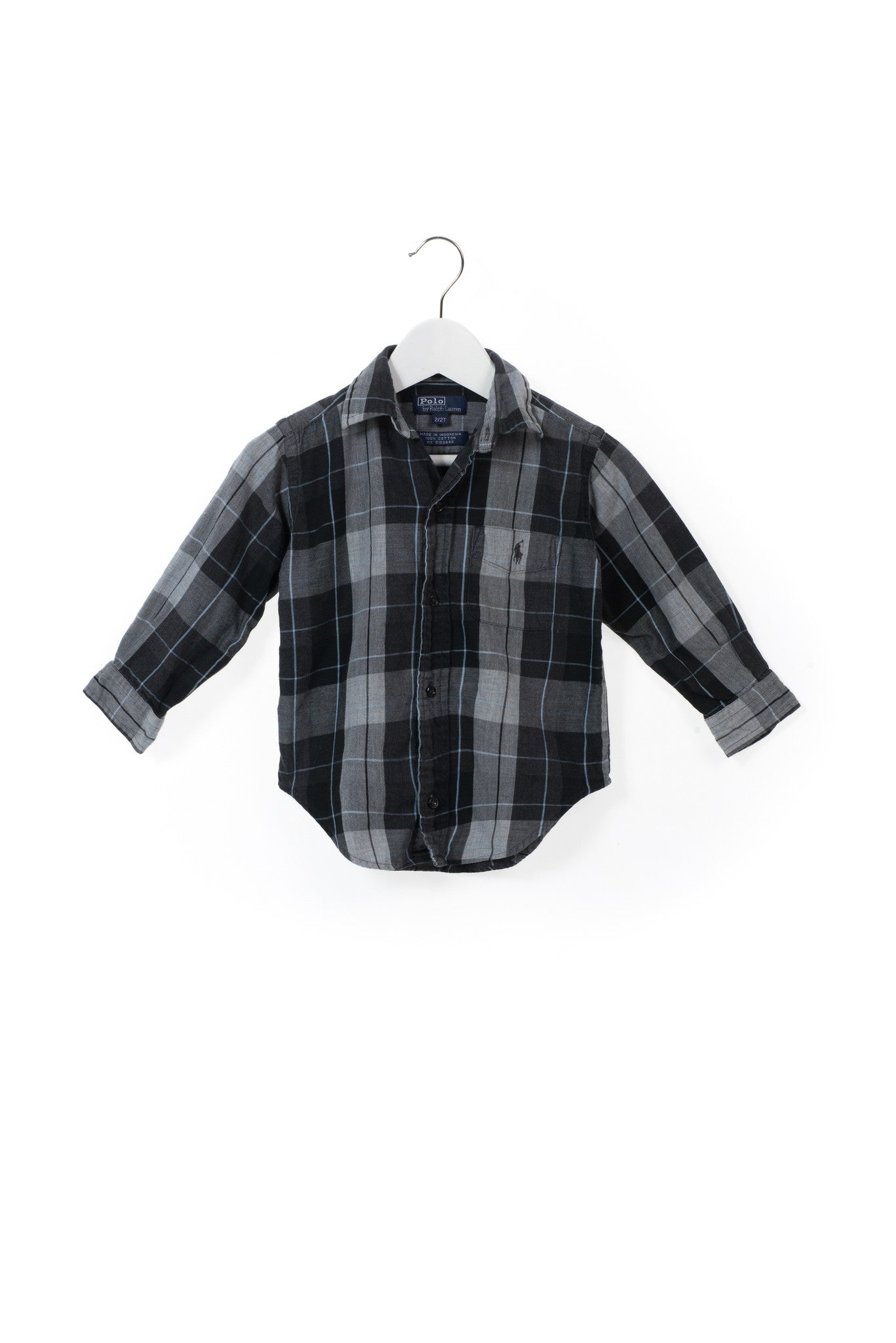 10001159 Polo Ralph Lauren Kids~Shirt 2T at Retykle