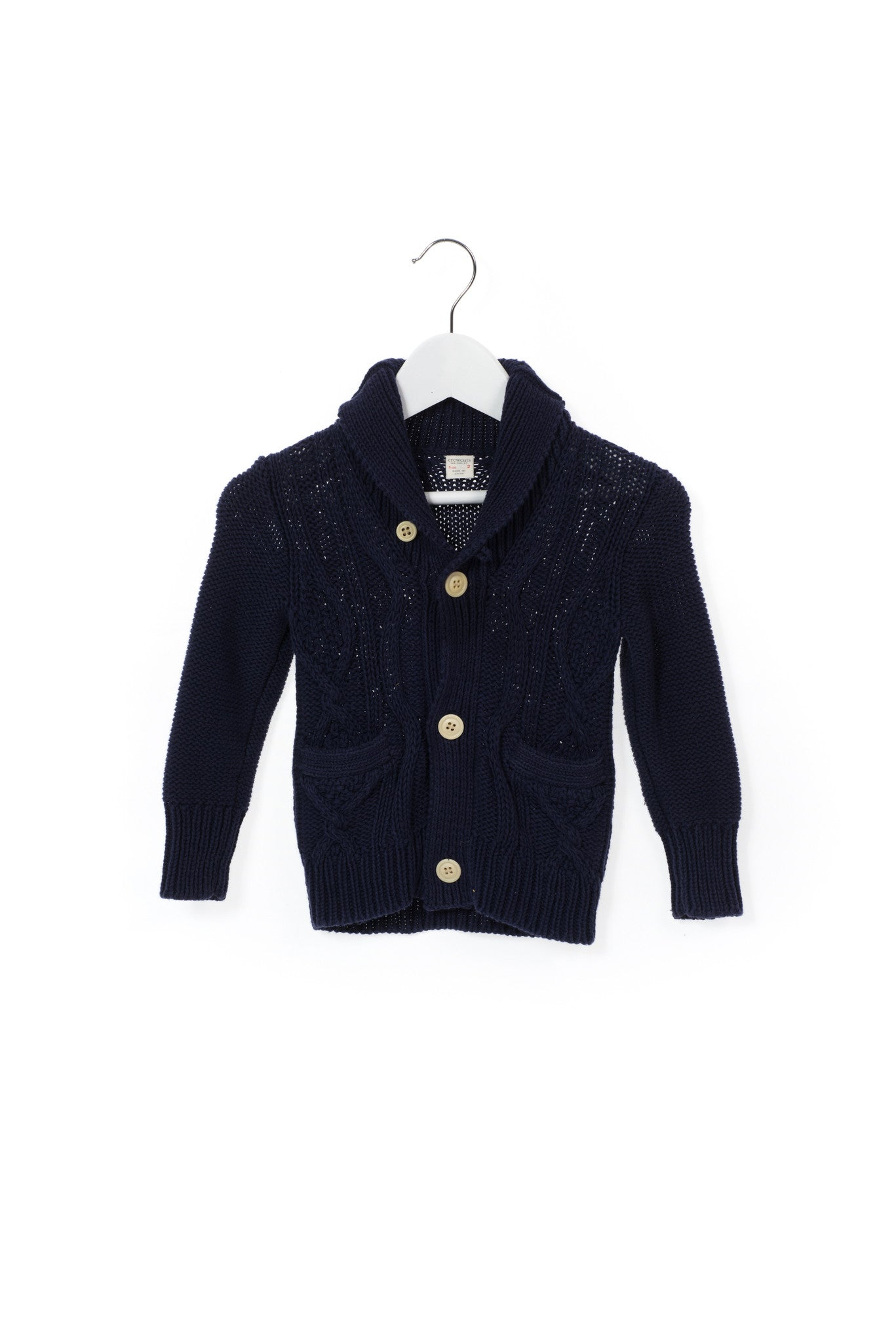 10001152 Crewcuts Kids~Cardigan 2T at Retykle