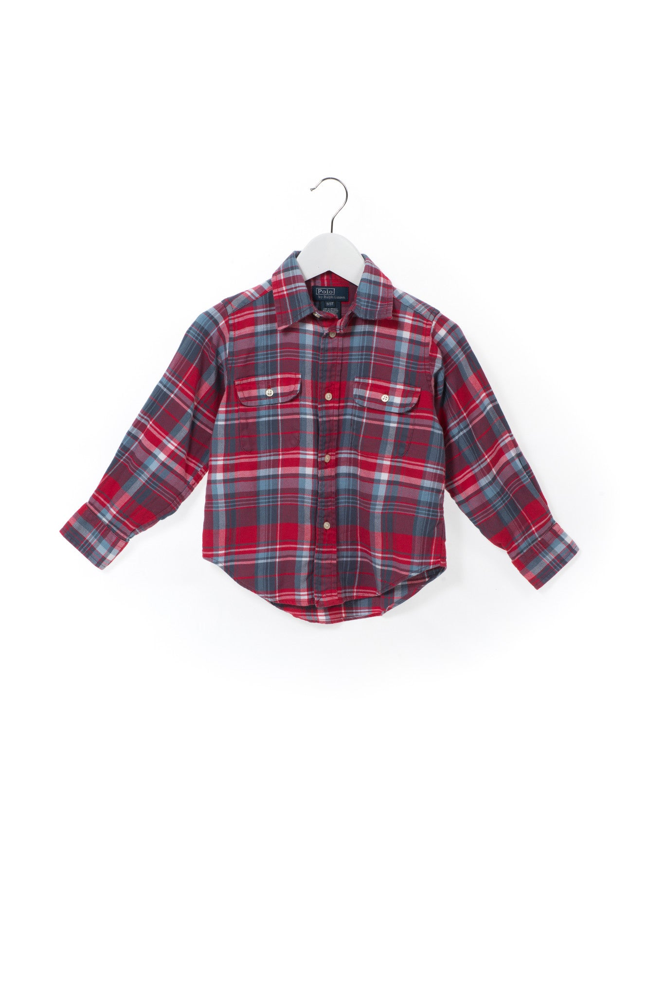 10001141 Polo Ralph Lauren Kids~Shirt 3T at Retykle