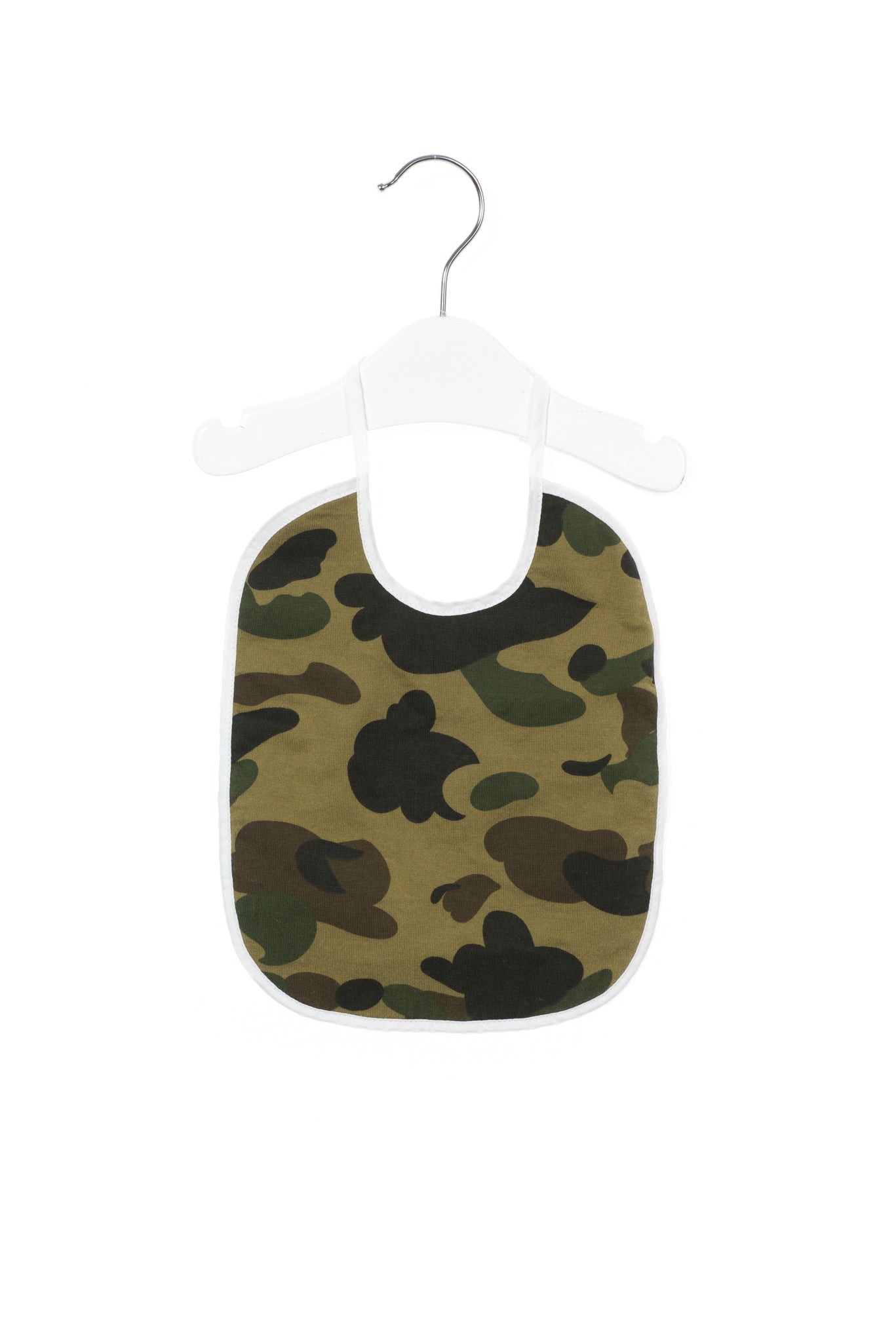 10001059 BAPE Baby~Bodysuit, Shorts and Bib 12-18M at Retykle