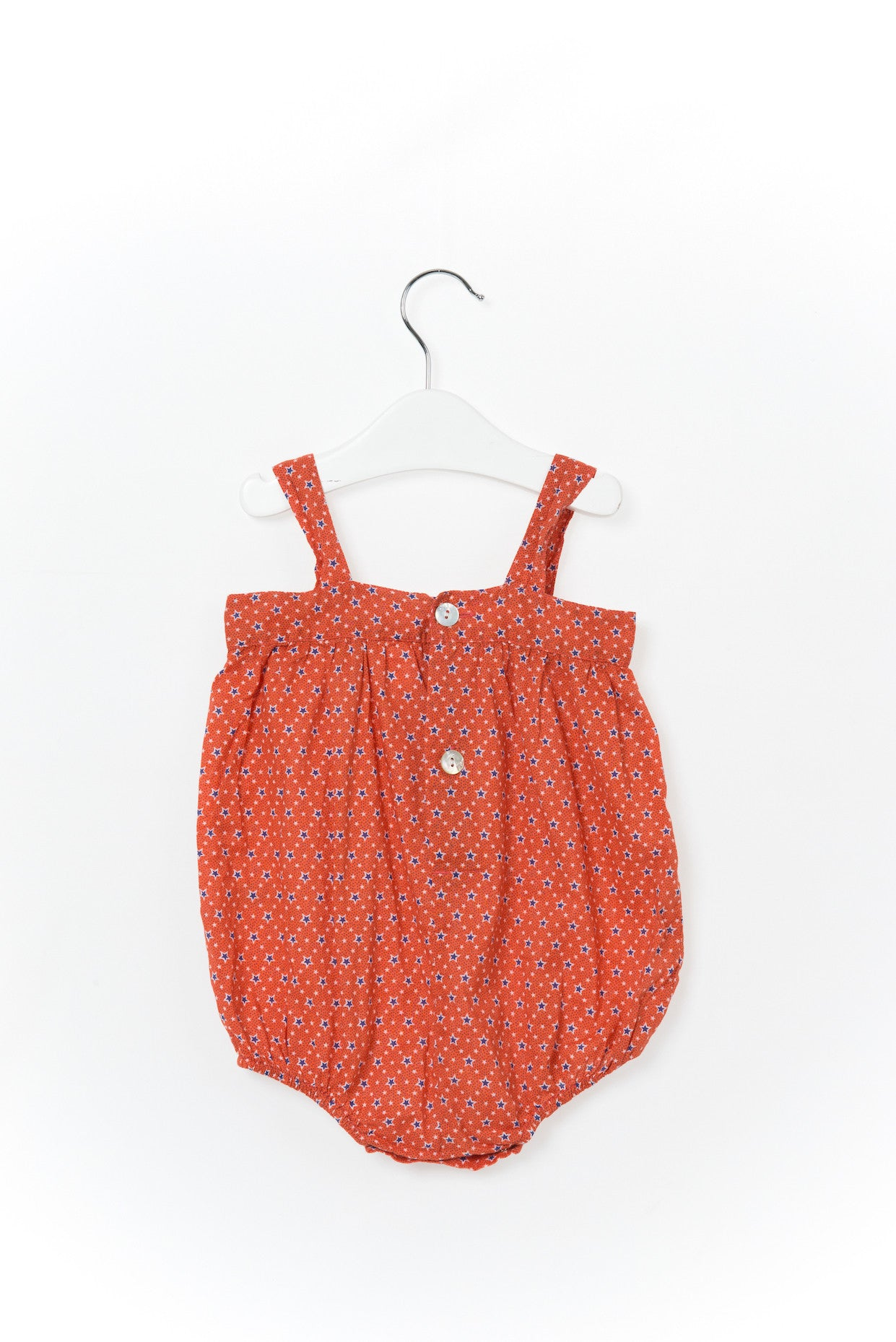 10001332 Seed Baby~Romper 3-6M at Retykle