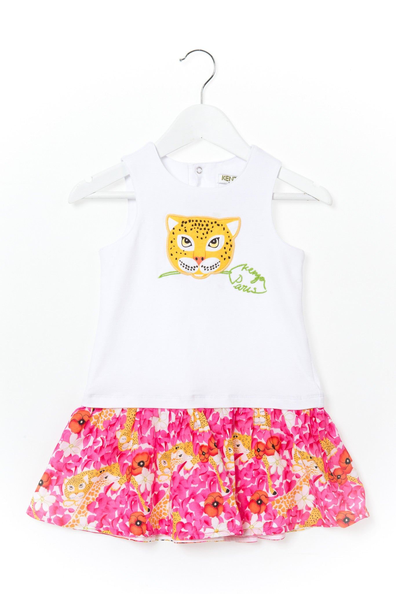 10001277 Kenzo Kids~Dress 3T at Retykle