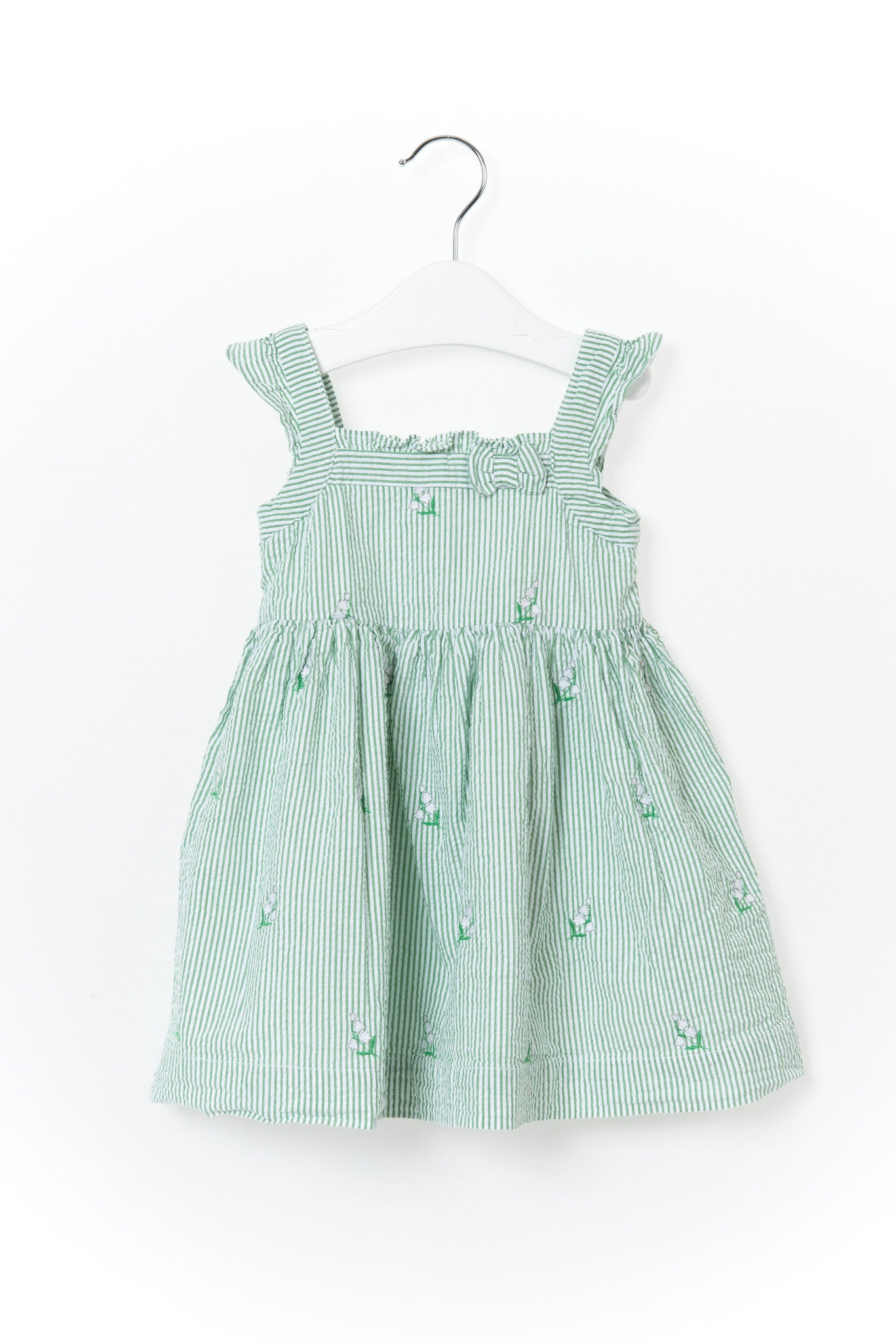 10001267 Janie & Jack Baby~Dress 6-12M at Retykle