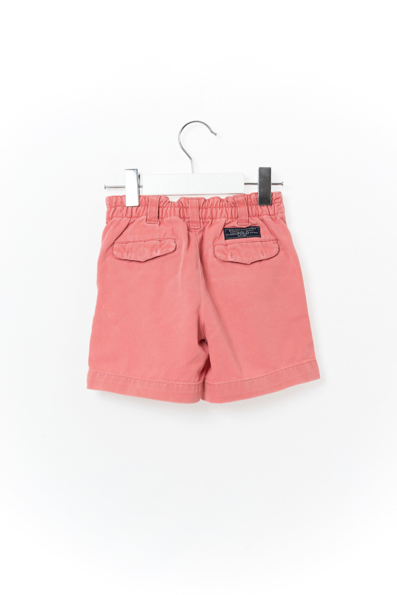 10001257 Polo Ralph Lauren Baby~Shorts 12M at Retykle