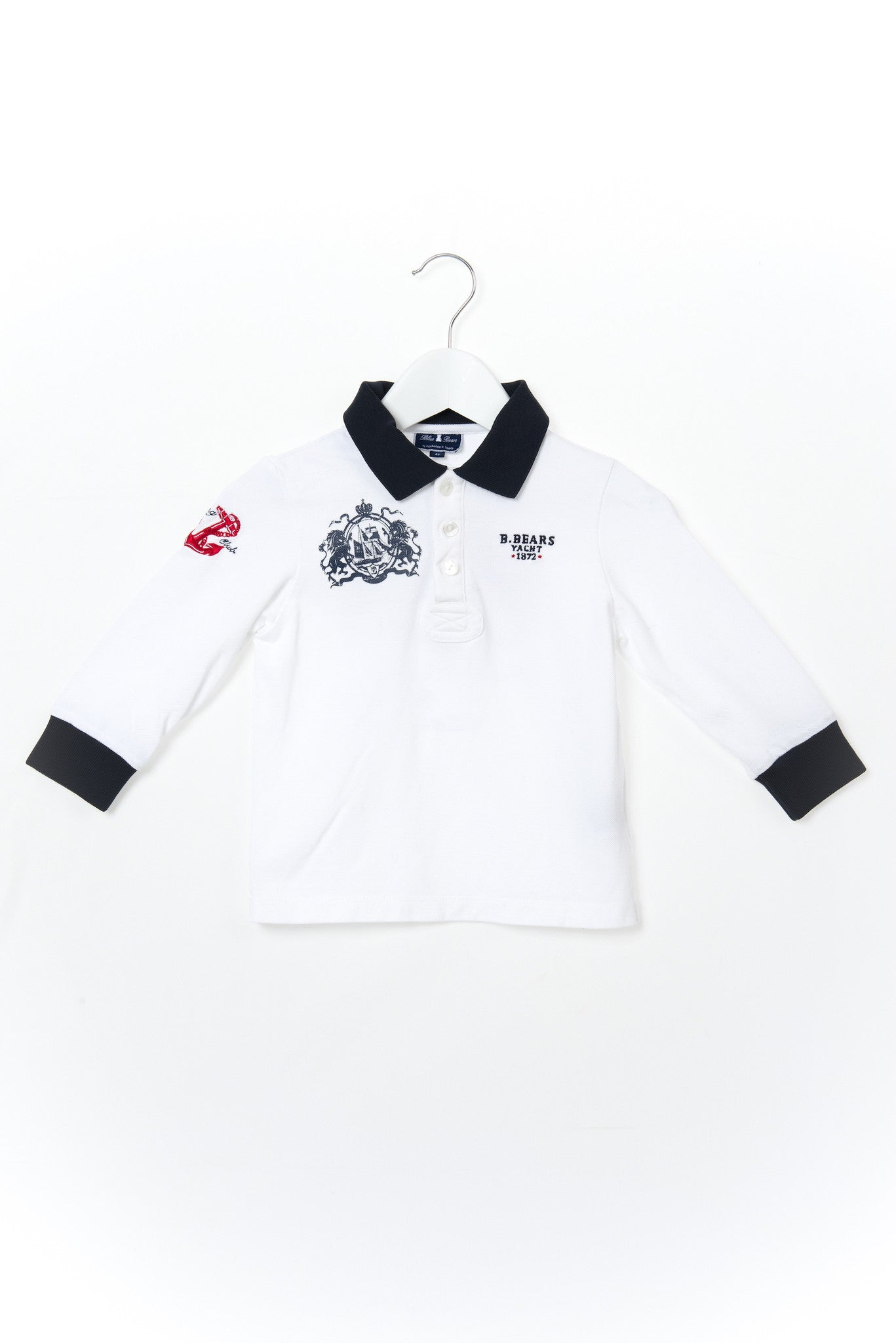 10001283 Nicholas & Bears Kids~Polo 2T at Retykle