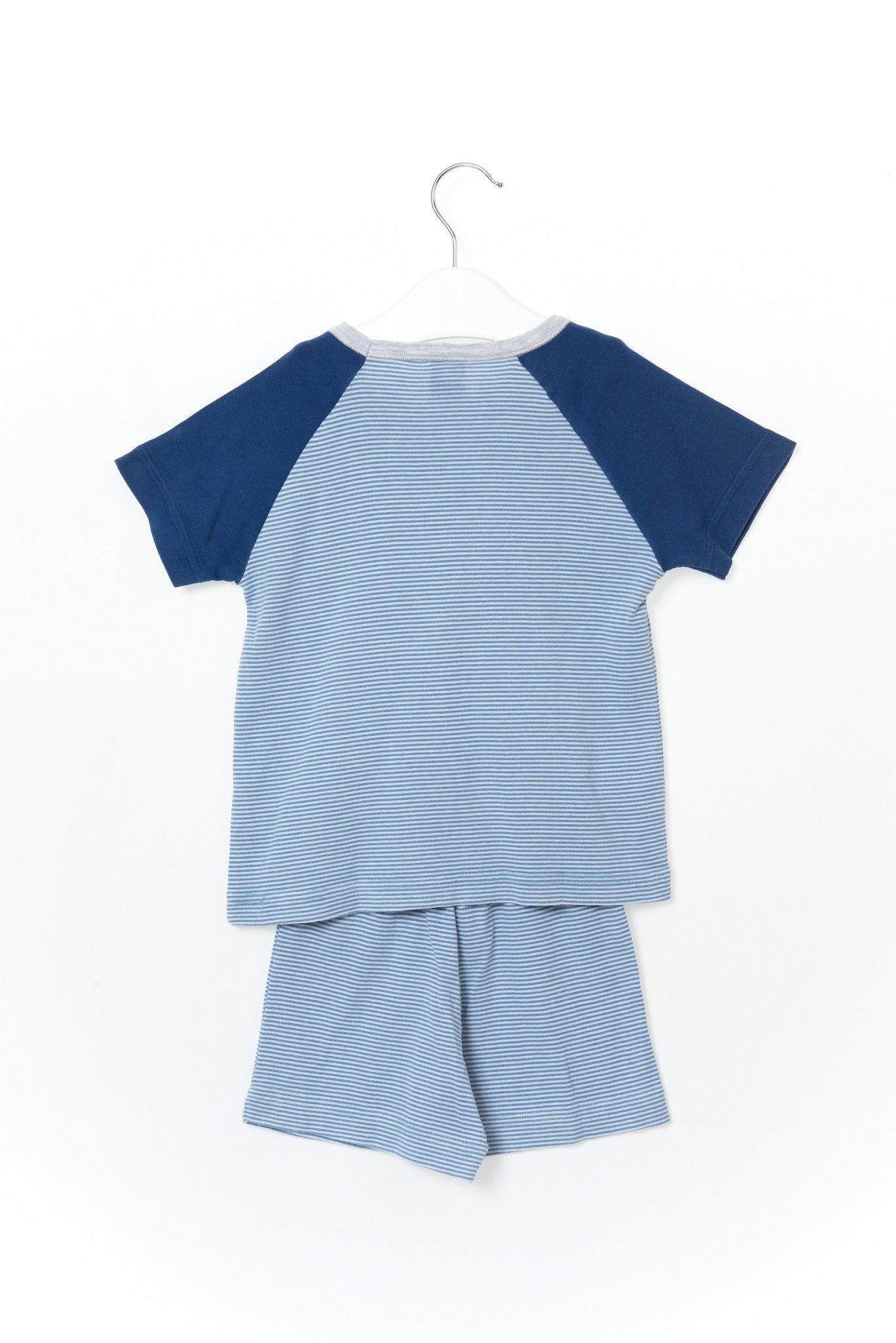 10001241 Petit Bateau Kids~Top and Shorts 3T at Retykle