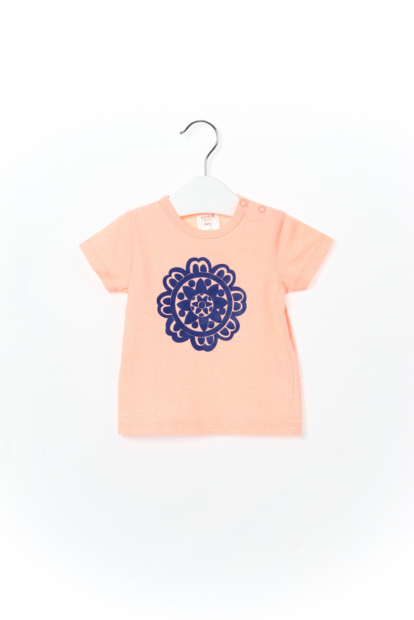 10001253 Seed Baby~T-Shirt 3-6M at Retykle