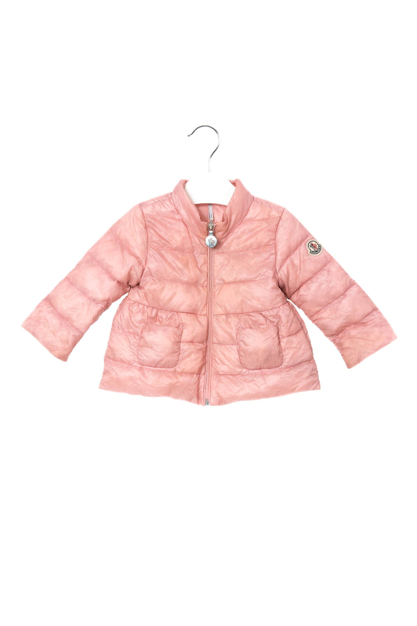 10001300 Moncler Baby~Puffer Jacket 3-6M at Retykle