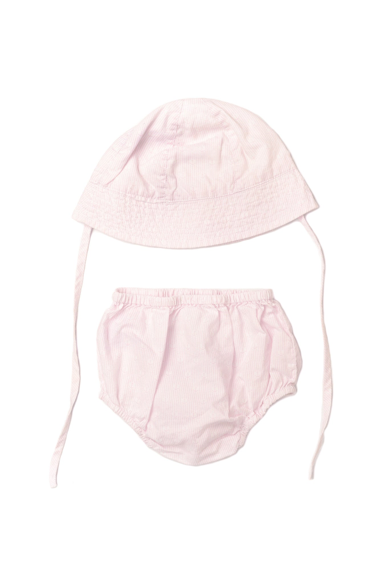 10001030 Jacadi Baby~Hat and Bloomer 0-3M at Retykle