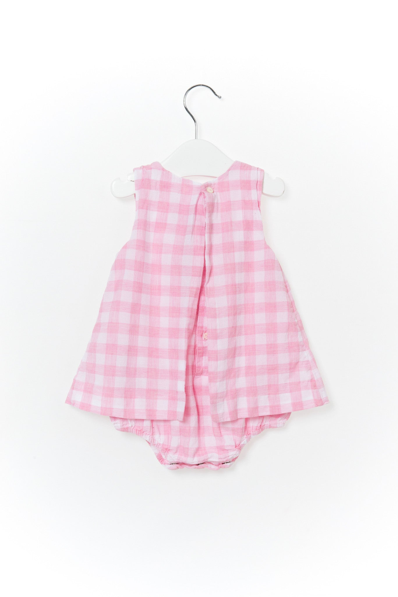 10001336 Jacadi Baby~Romper Dress 3-6M at Retykle