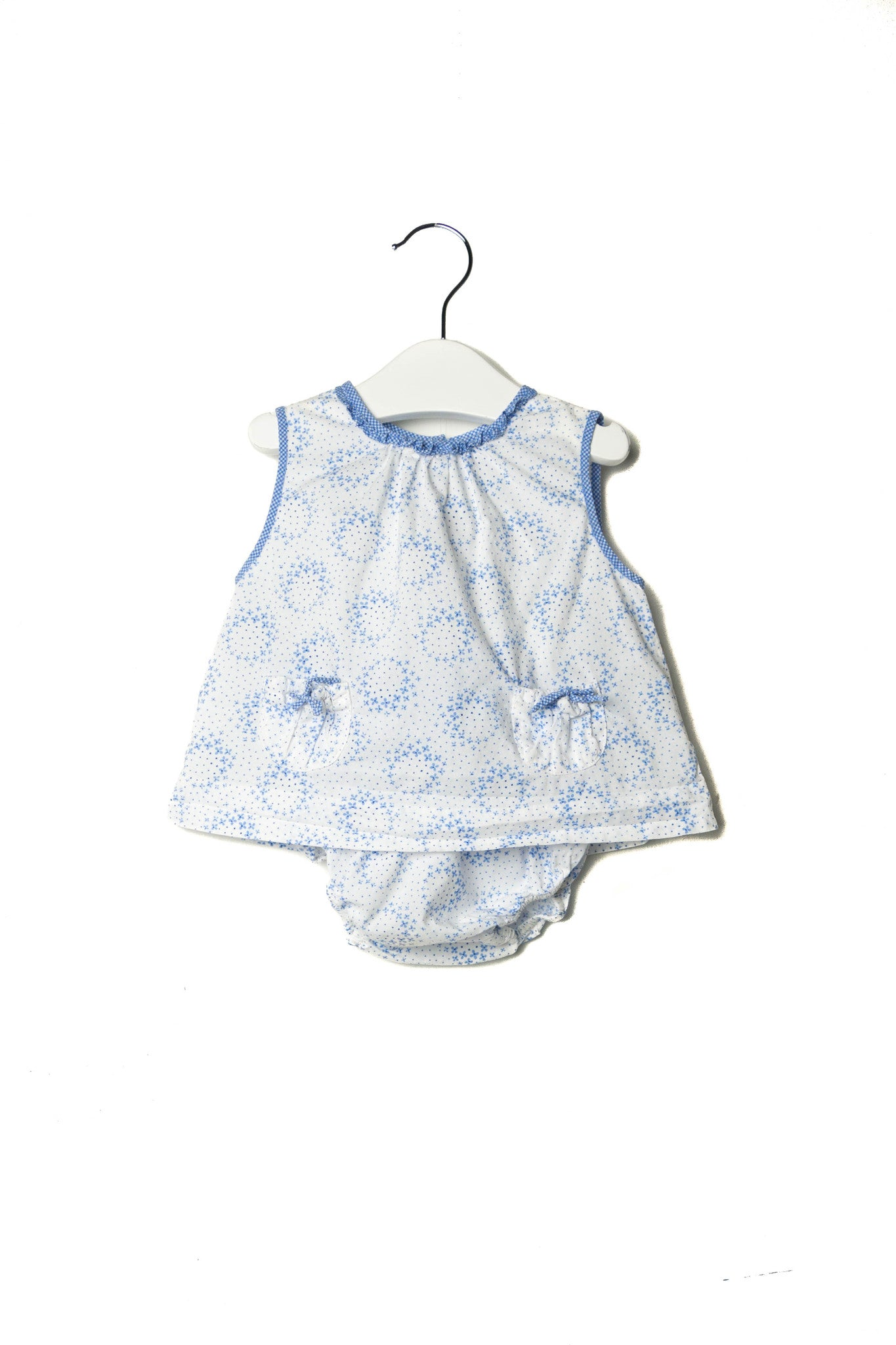10002418 Jacadi Baby~Top and Bloomer 6M at Retykle