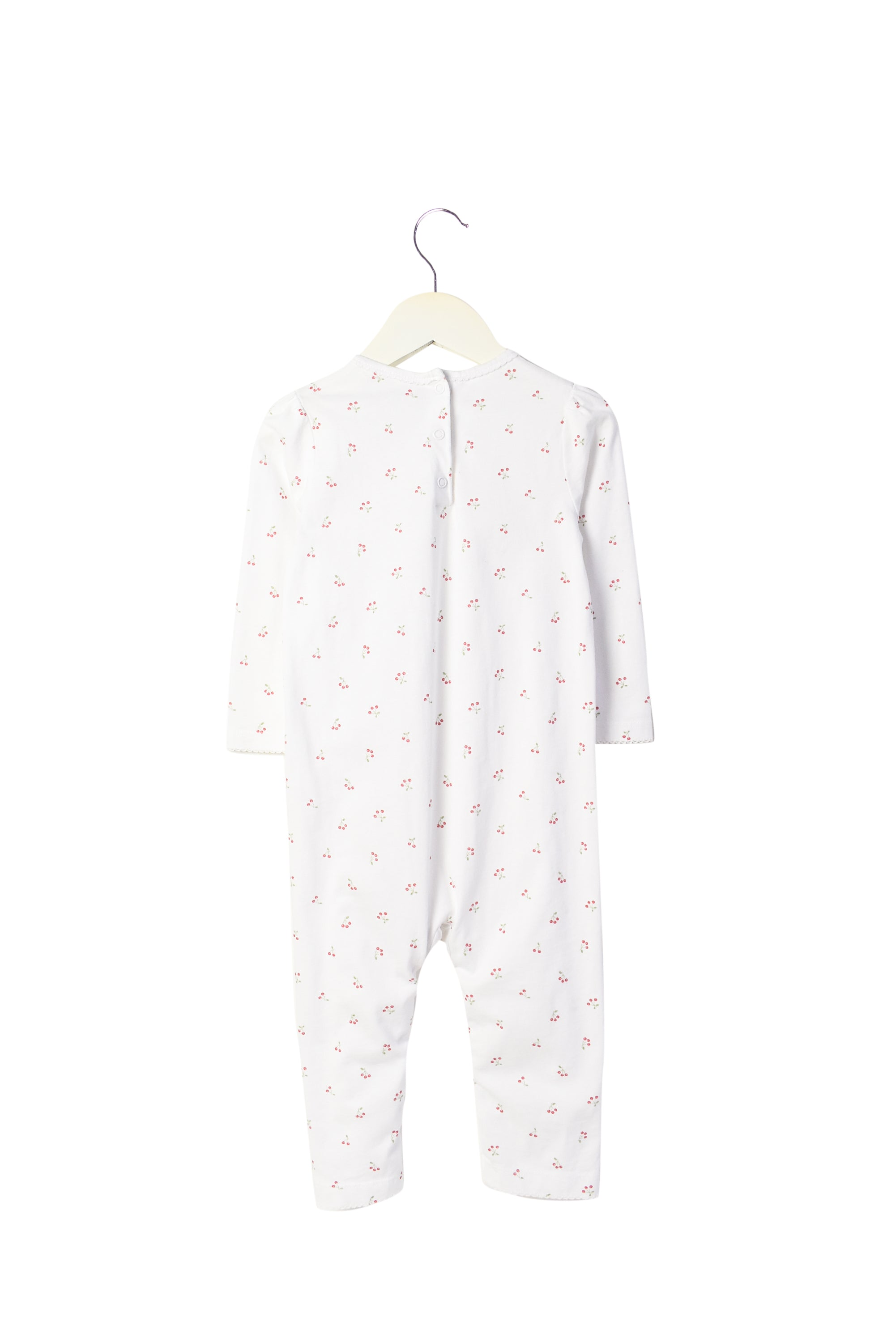 10007216 The Little White Company Baby~ Jumpsuit 12-24M at Retykle