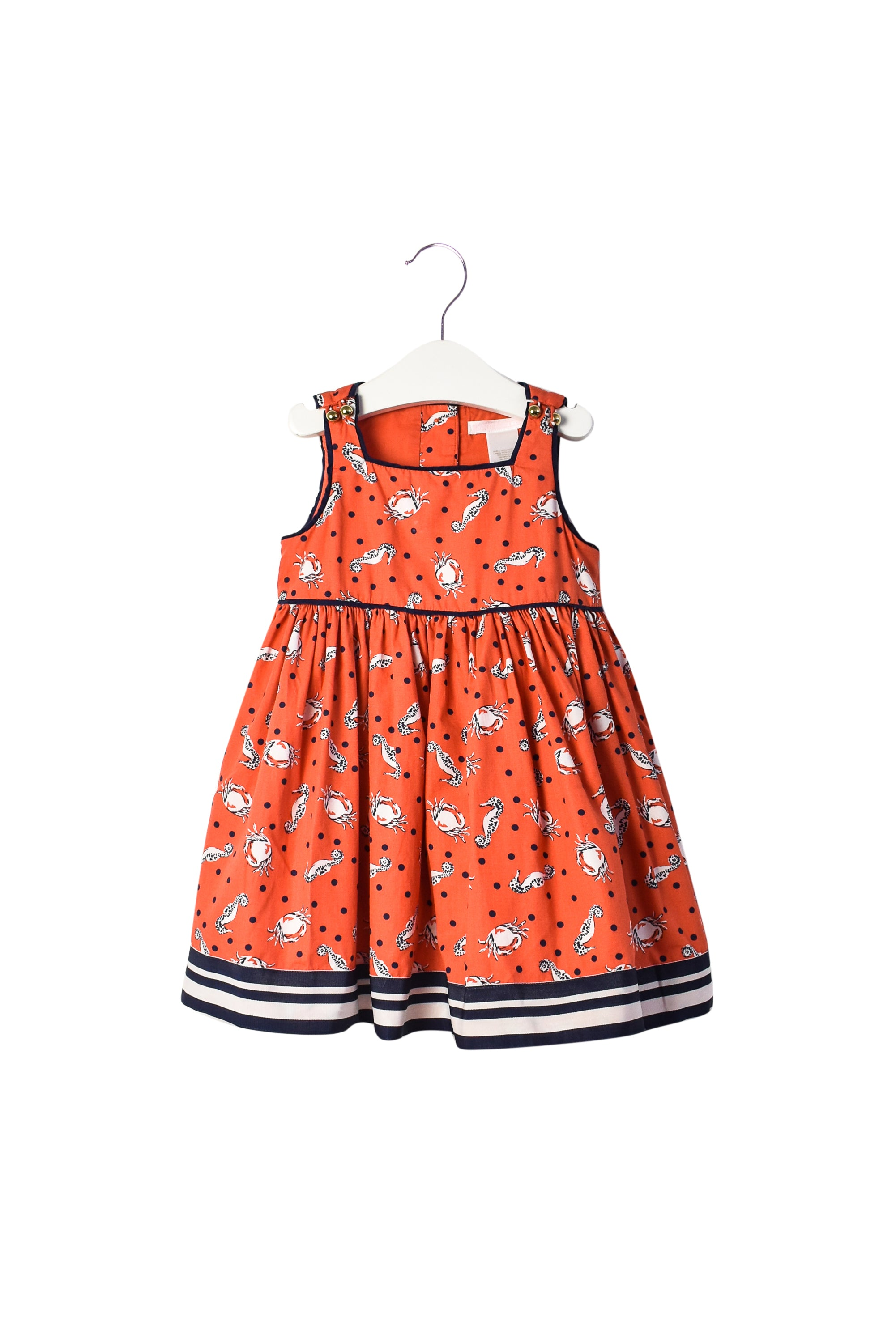 10007224 Janie & Jack Baby~ Dress and Bloomer 12-18M at Retykle