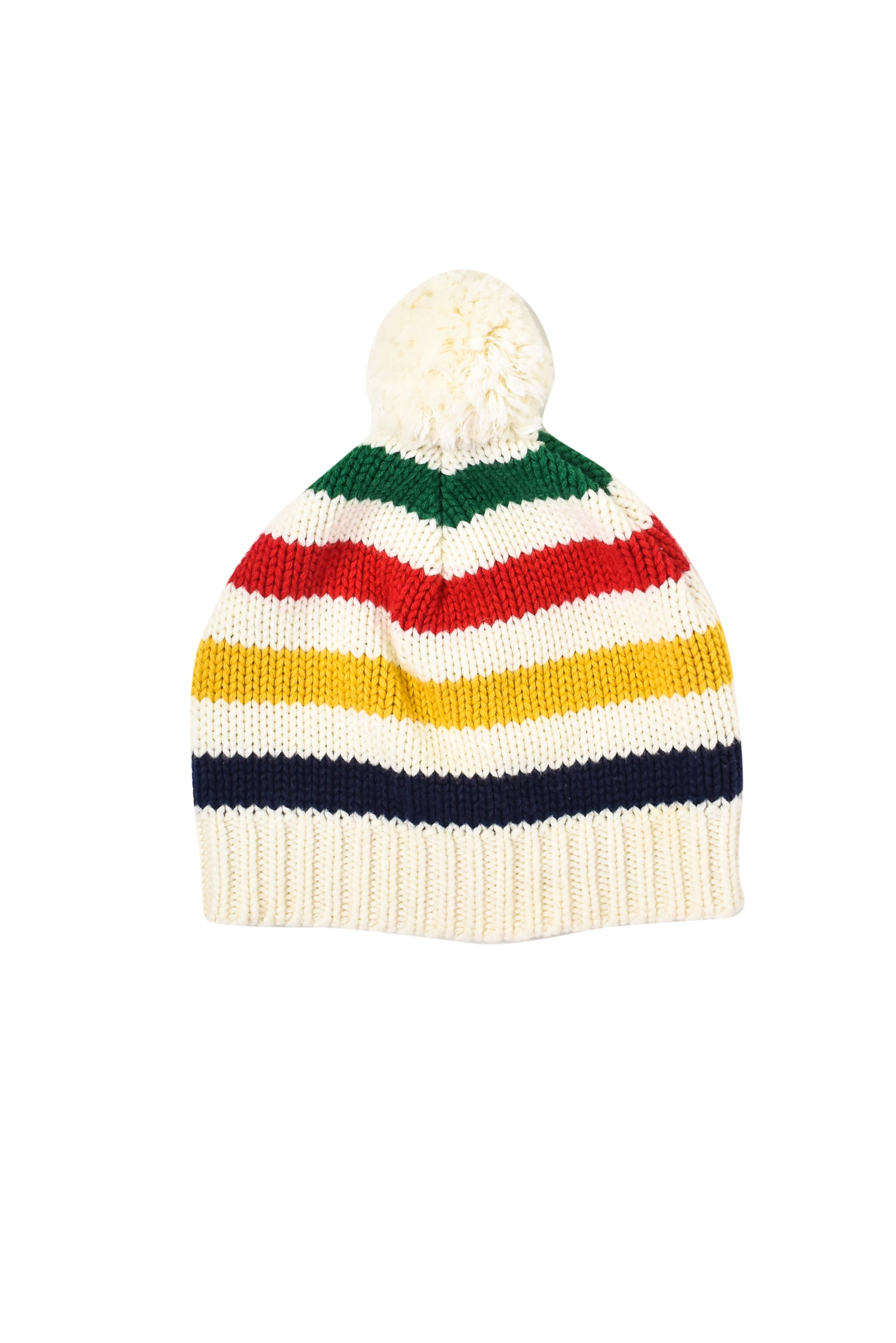 10007238 Hudson's Bay Co. Baby~ Beanie 6-12M at Retykle