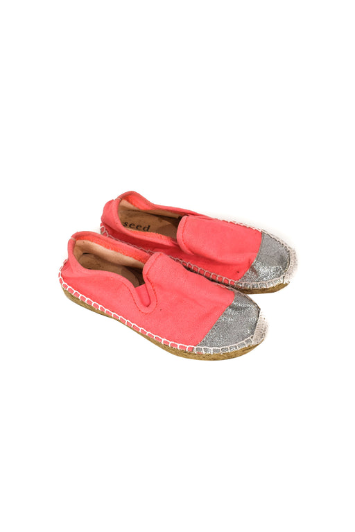 10036234 Seed Kids~Shoes 4T (EU 27/ US 10) at Retykle