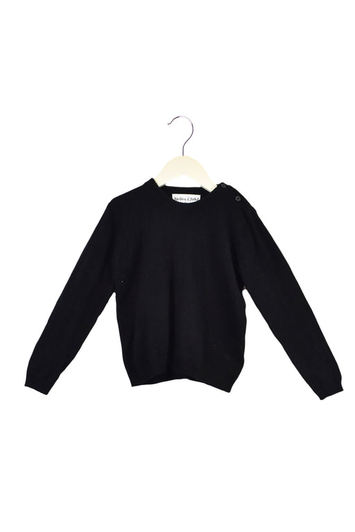 10030511 Atelier Child Kids~Sweater 6-7T at Retykle