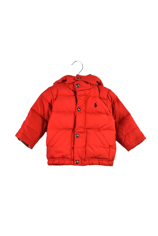 10030512 Polo Ralph Lauren Baby~Puffer Jacket 18M at Retykle
