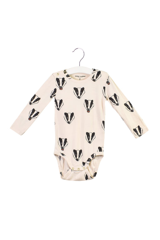 10030515 Mini Rodini Baby~Bodysuit 12-18M at Retykle