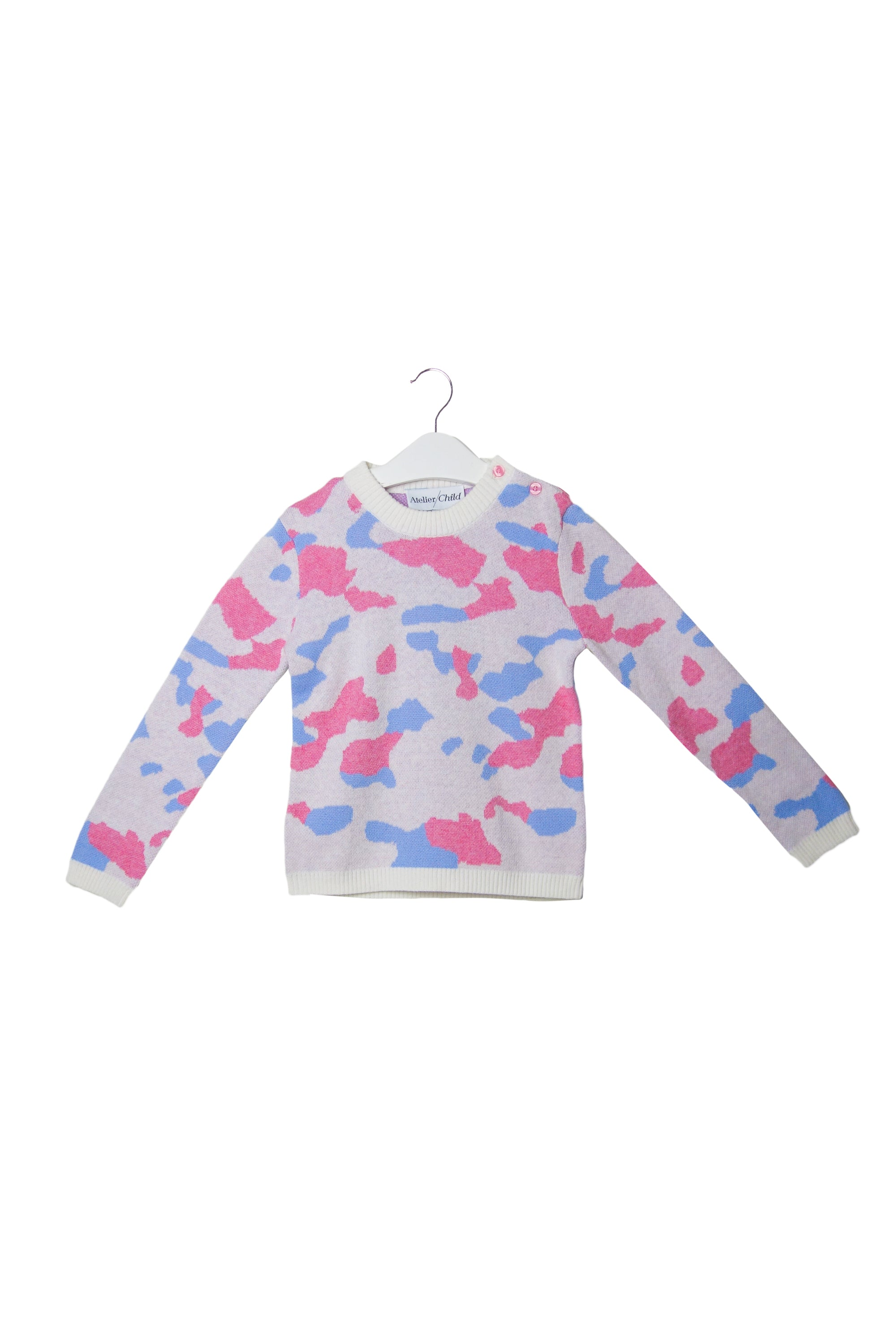10002840 Atelier/Child Kids~Sweater 4-5T at Retykle