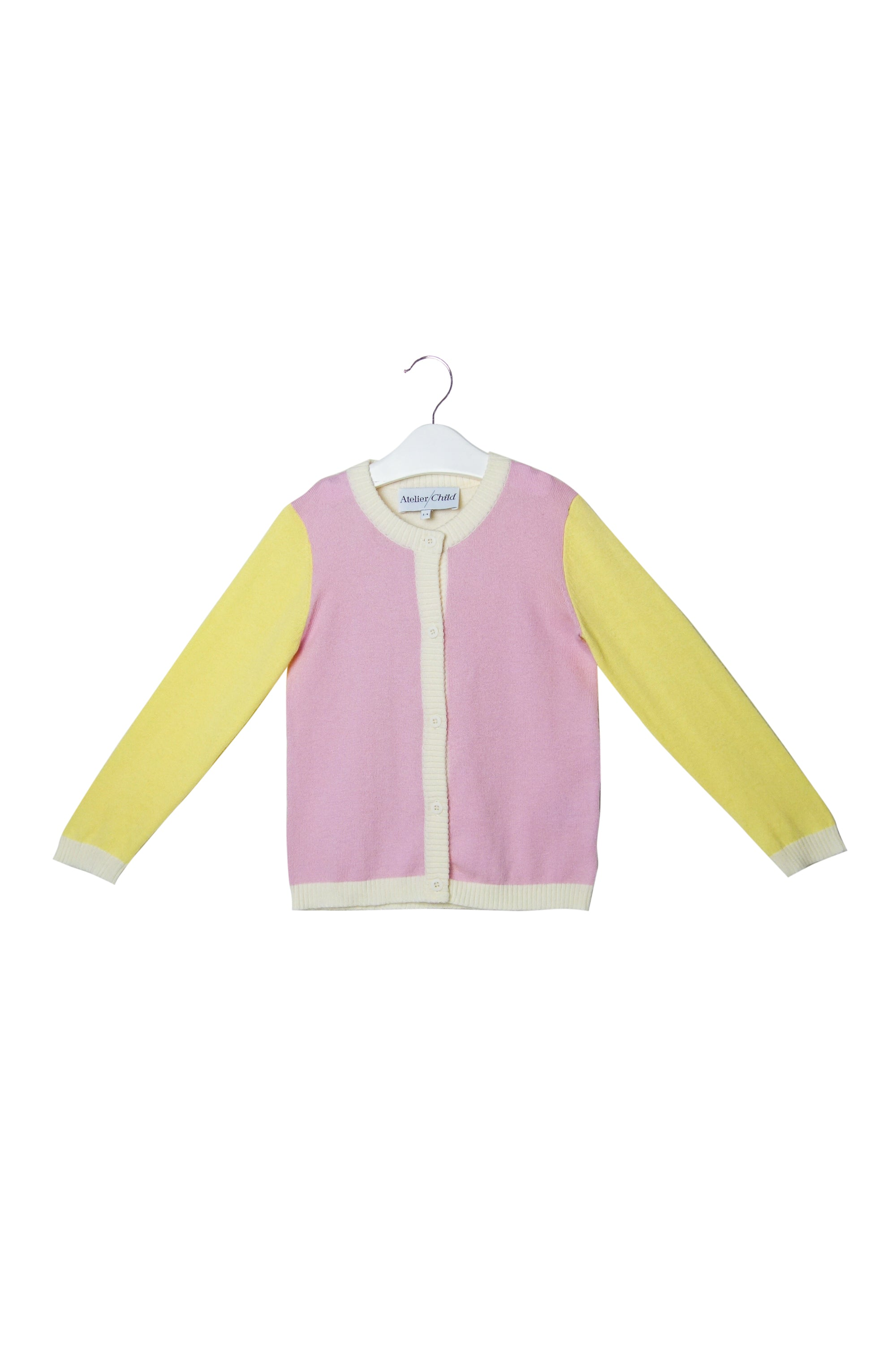 10002849 Atelier/Child Kids~Cardigan 4-5T at Retykle